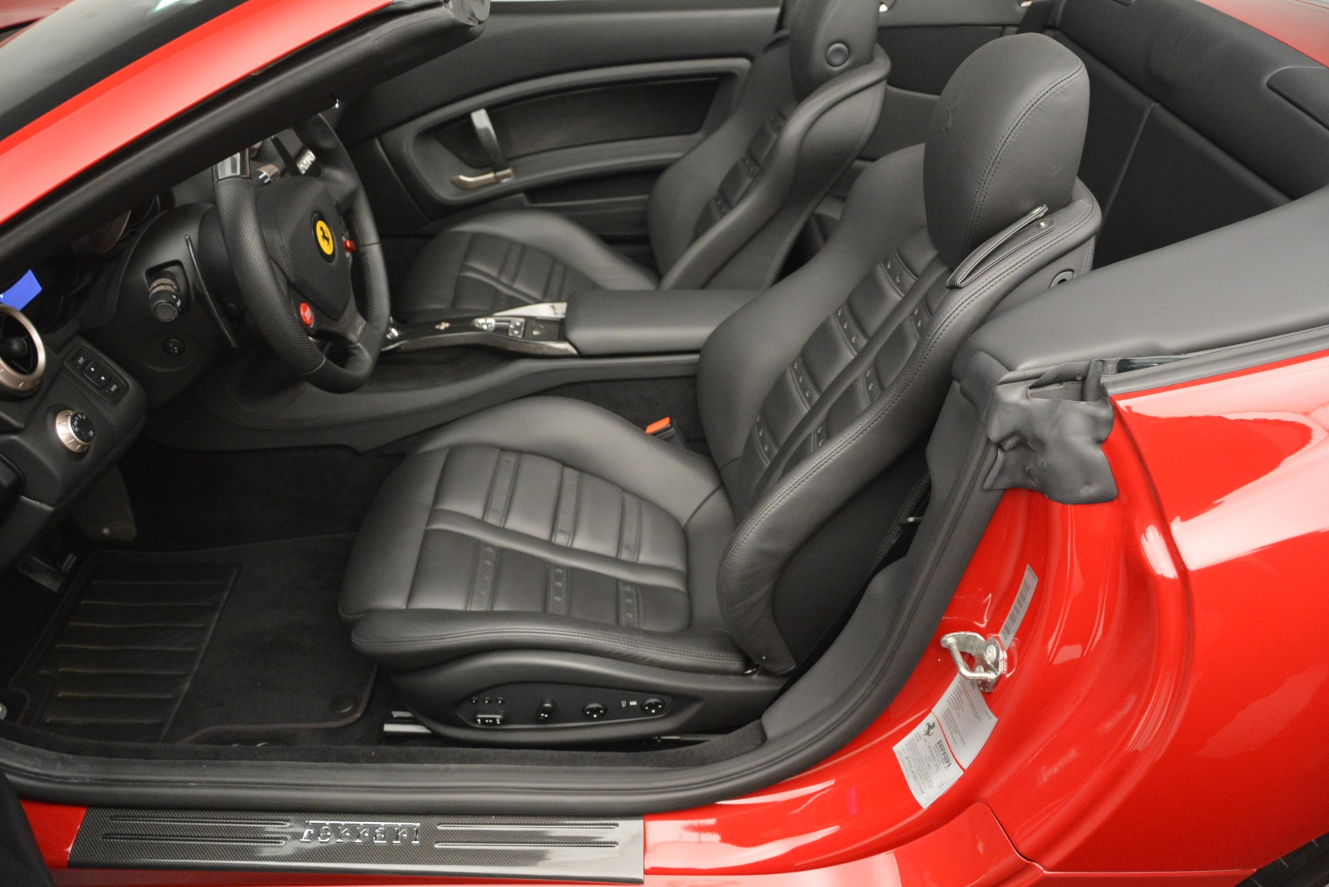 Used 2011 Ferrari California  For Sale In Greenwich, CT 2618_p19
