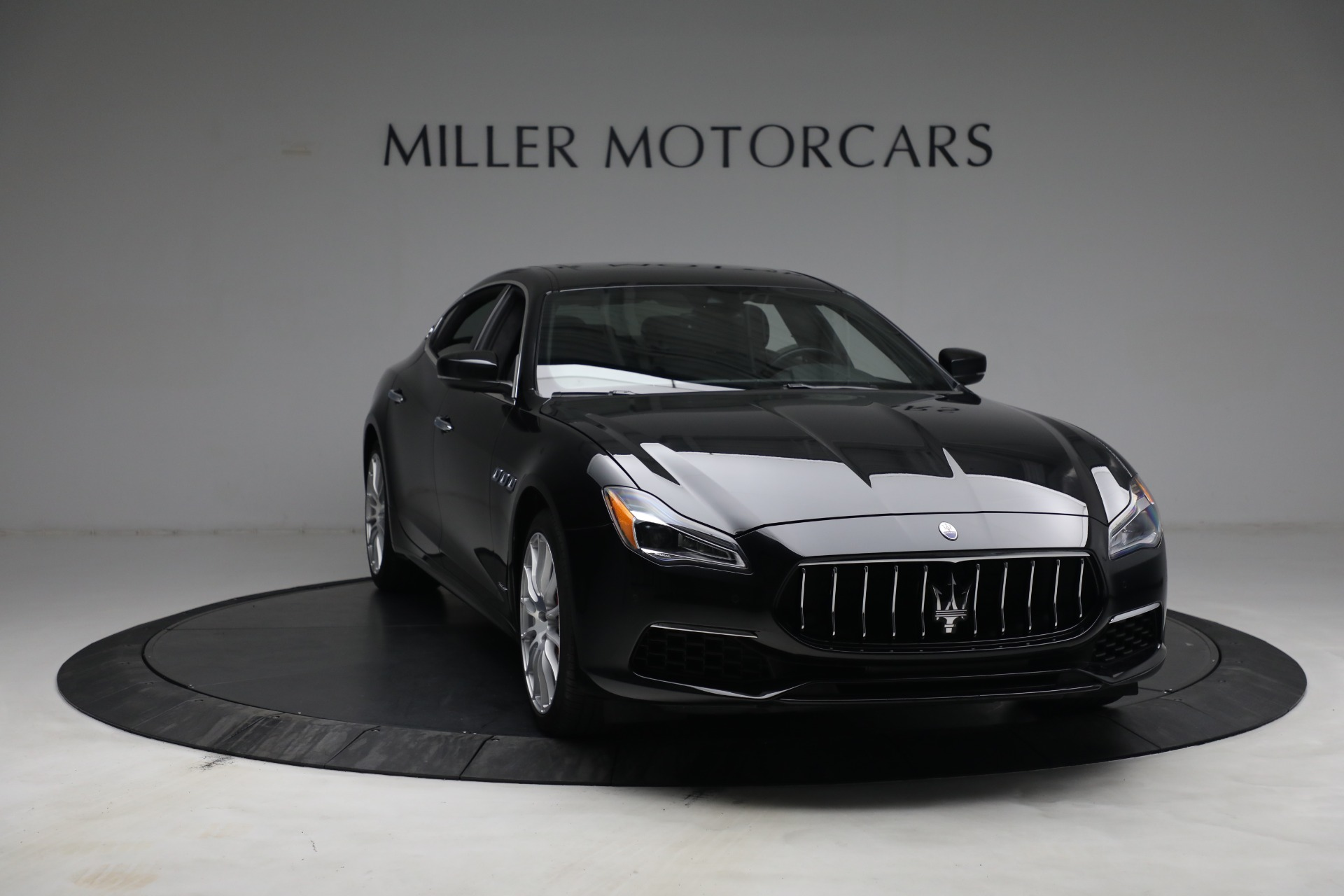 New 2019 Maserati Quattroporte S Q4 GranLusso For Sale In Greenwich, CT 2619_p12