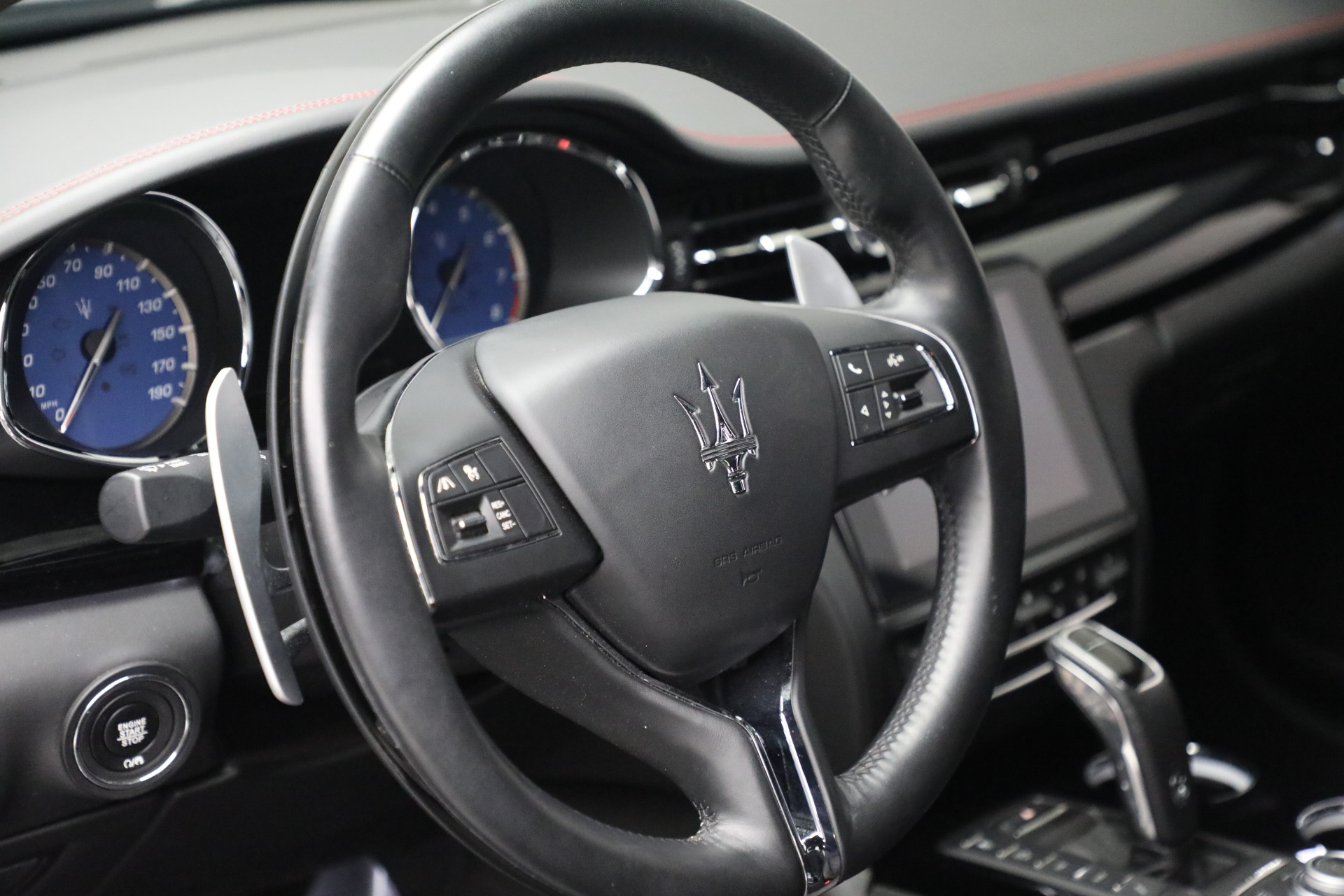 New 2019 Maserati Quattroporte S Q4 GranLusso For Sale In Greenwich, CT 2619_p17