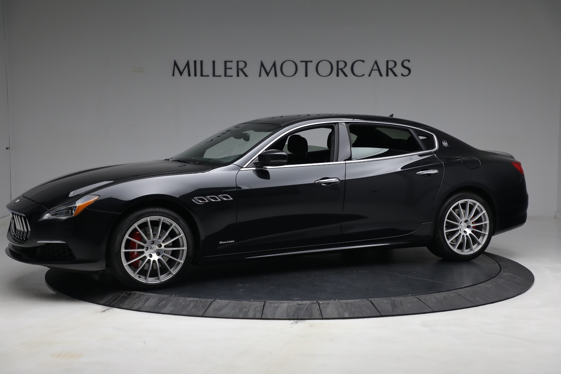 New 2019 Maserati Quattroporte S Q4 GranLusso For Sale In Greenwich, CT 2619_p2
