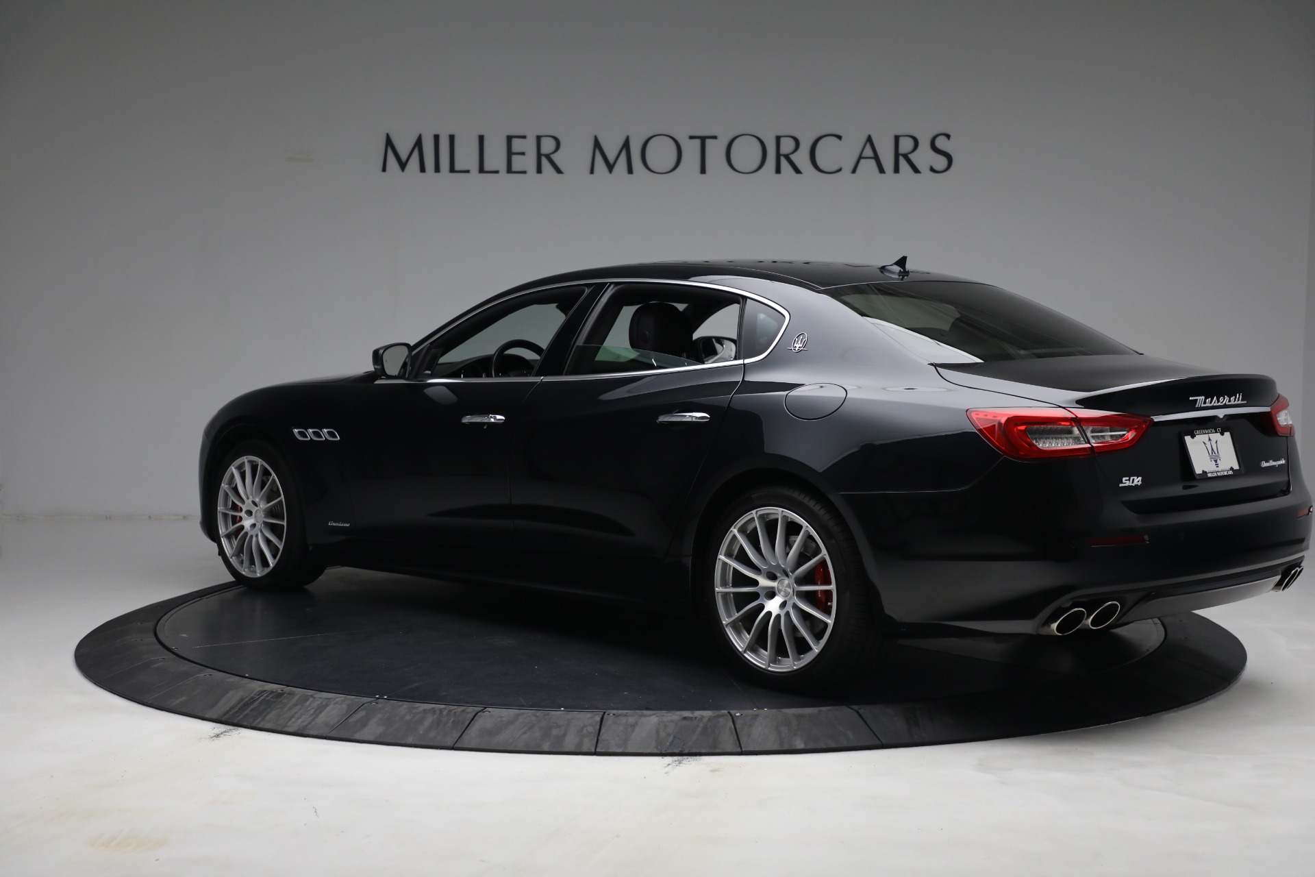 New 2019 Maserati Quattroporte S Q4 GranLusso For Sale In Greenwich, CT 2619_p4