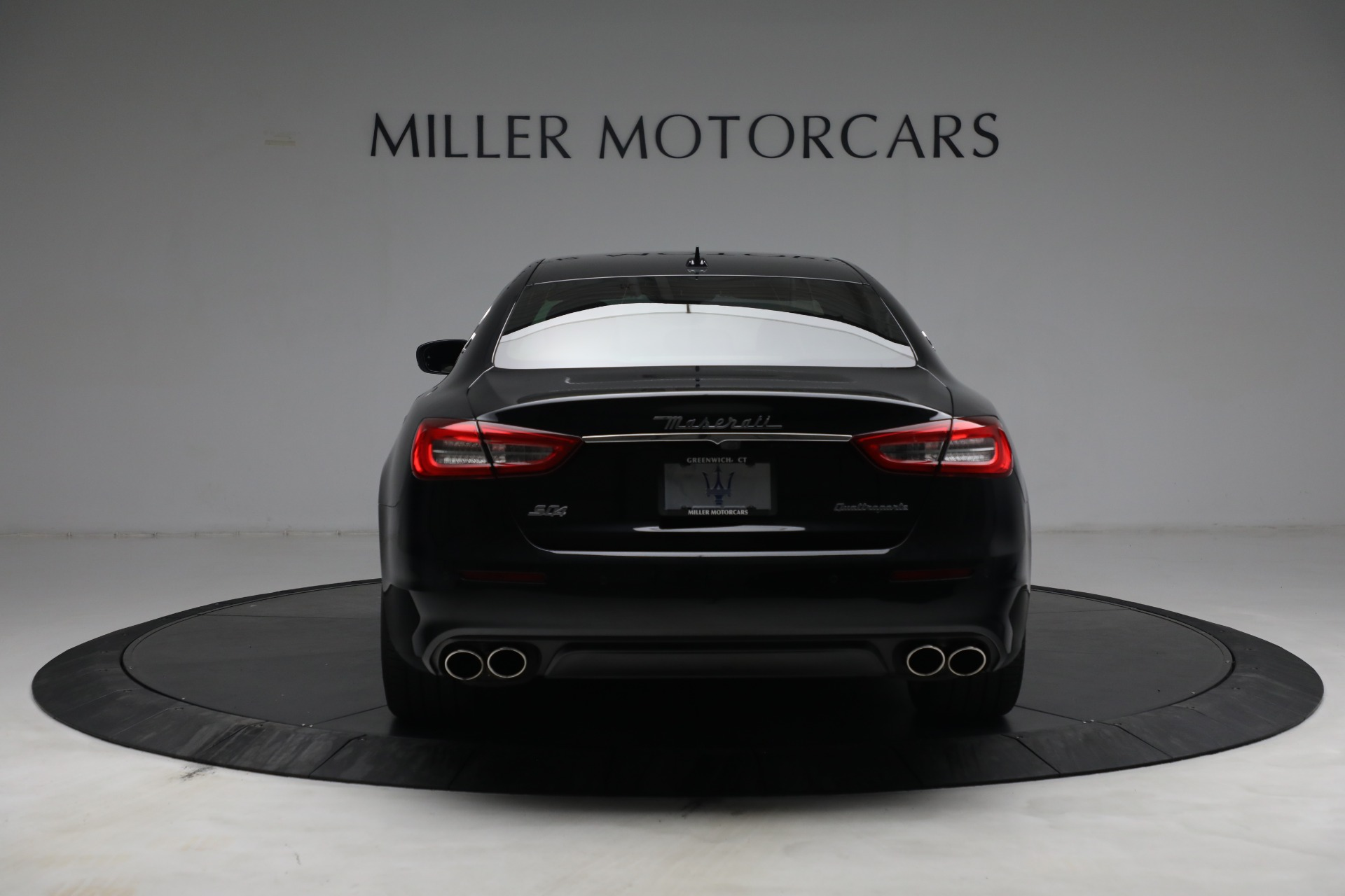 New 2019 Maserati Quattroporte S Q4 GranLusso For Sale In Greenwich, CT 2619_p6