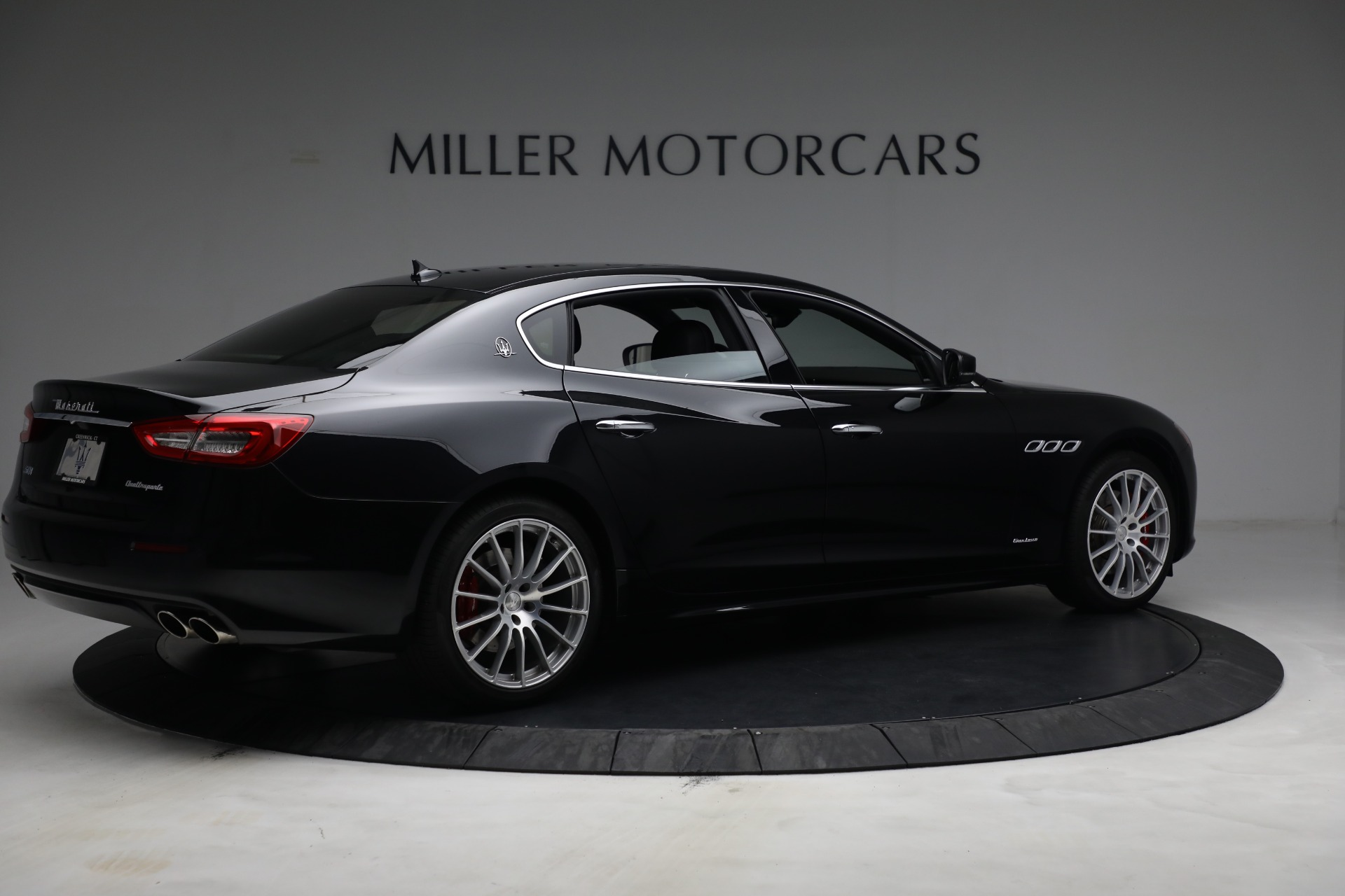 New 2019 Maserati Quattroporte S Q4 GranLusso For Sale In Greenwich, CT 2619_p8