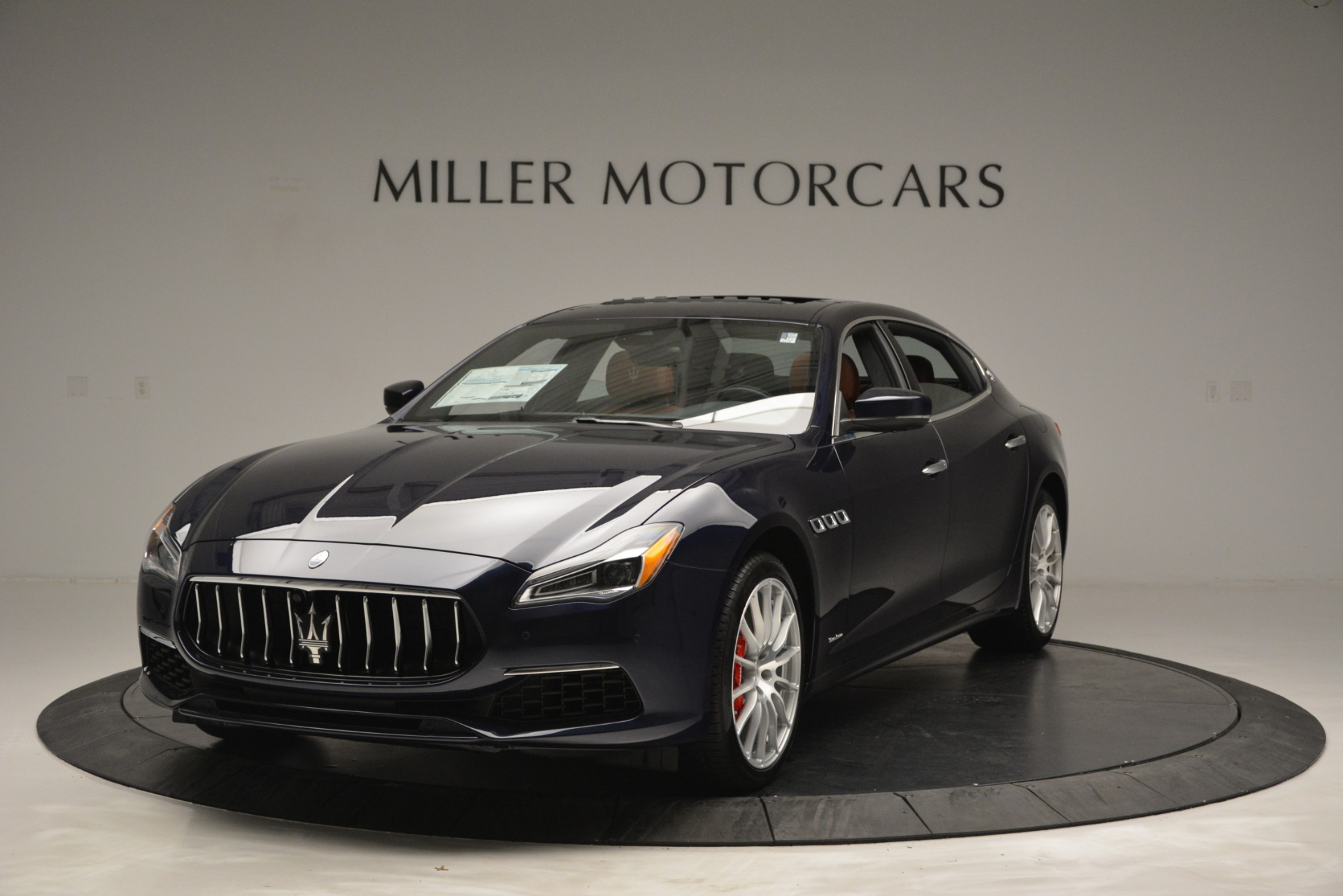 New 2019 Maserati Quattroporte S Q4 GranLusso For Sale In Greenwich, CT 2620_main