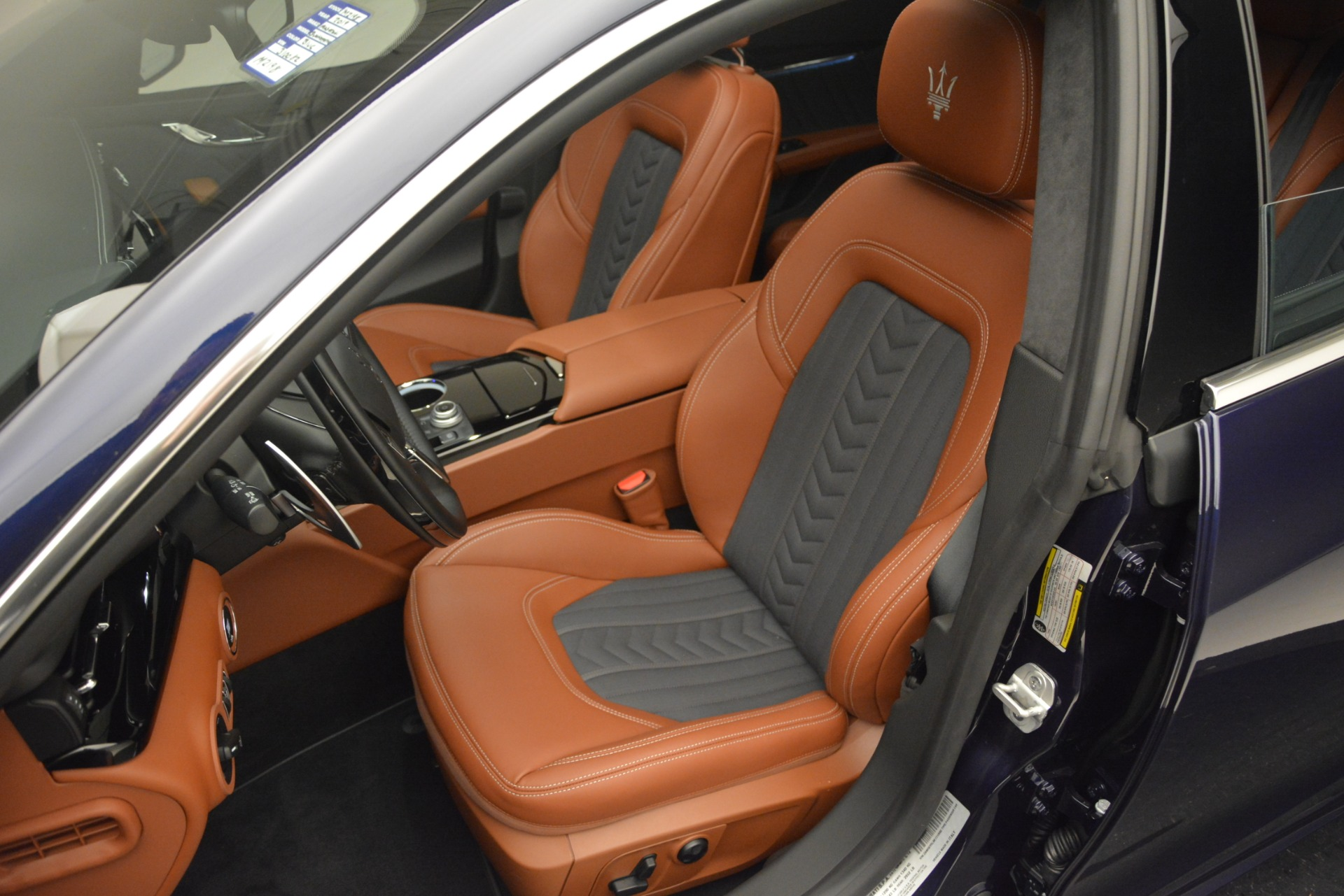 New 2019 Maserati Quattroporte S Q4 GranLusso For Sale In Greenwich, CT 2620_p13
