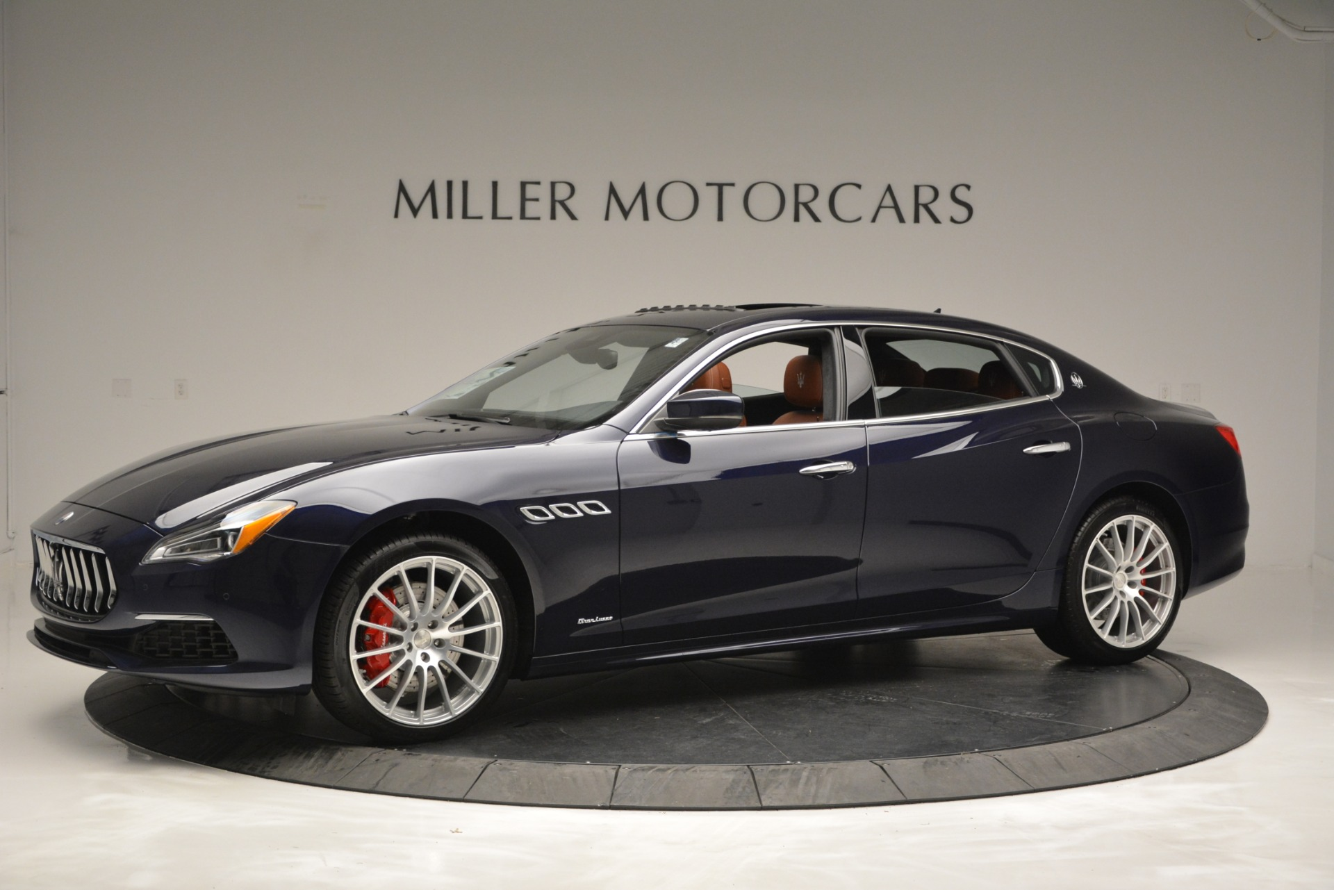 New 2019 Maserati Quattroporte S Q4 GranLusso For Sale In Greenwich, CT 2620_p2