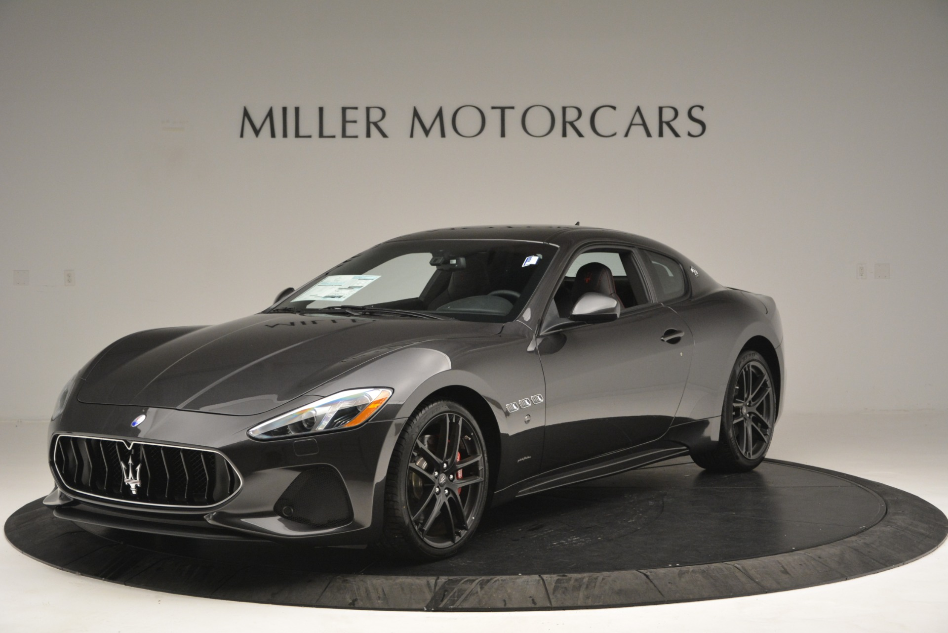 New 2018 Maserati GranTurismo Sport For Sale In Greenwich, CT 2621_main