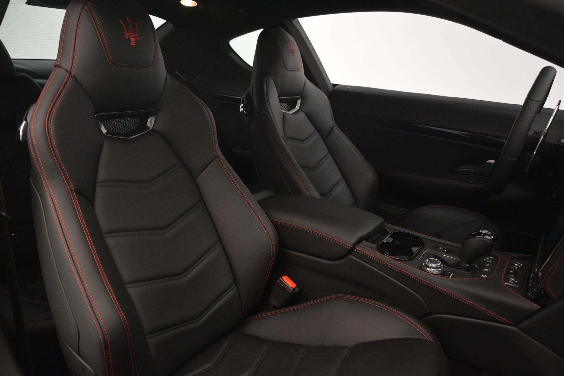 New 2018 Maserati GranTurismo Sport For Sale In Greenwich, CT 2621_p21
