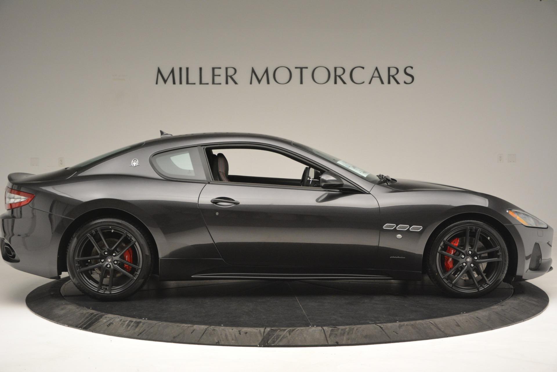 New 2018 Maserati GranTurismo Sport For Sale In Greenwich, CT 2621_p8