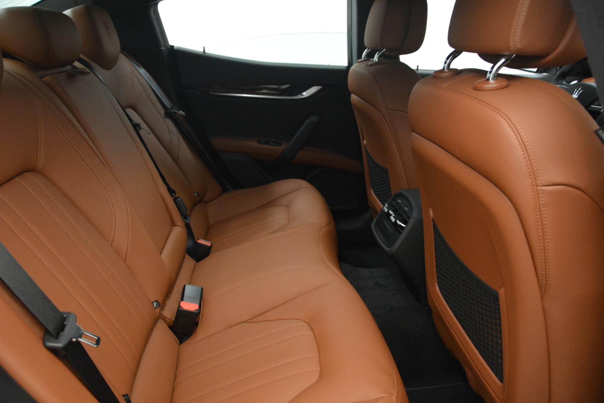 New 2019 Maserati Ghibli S Q4 For Sale In Greenwich, CT 2623_p23