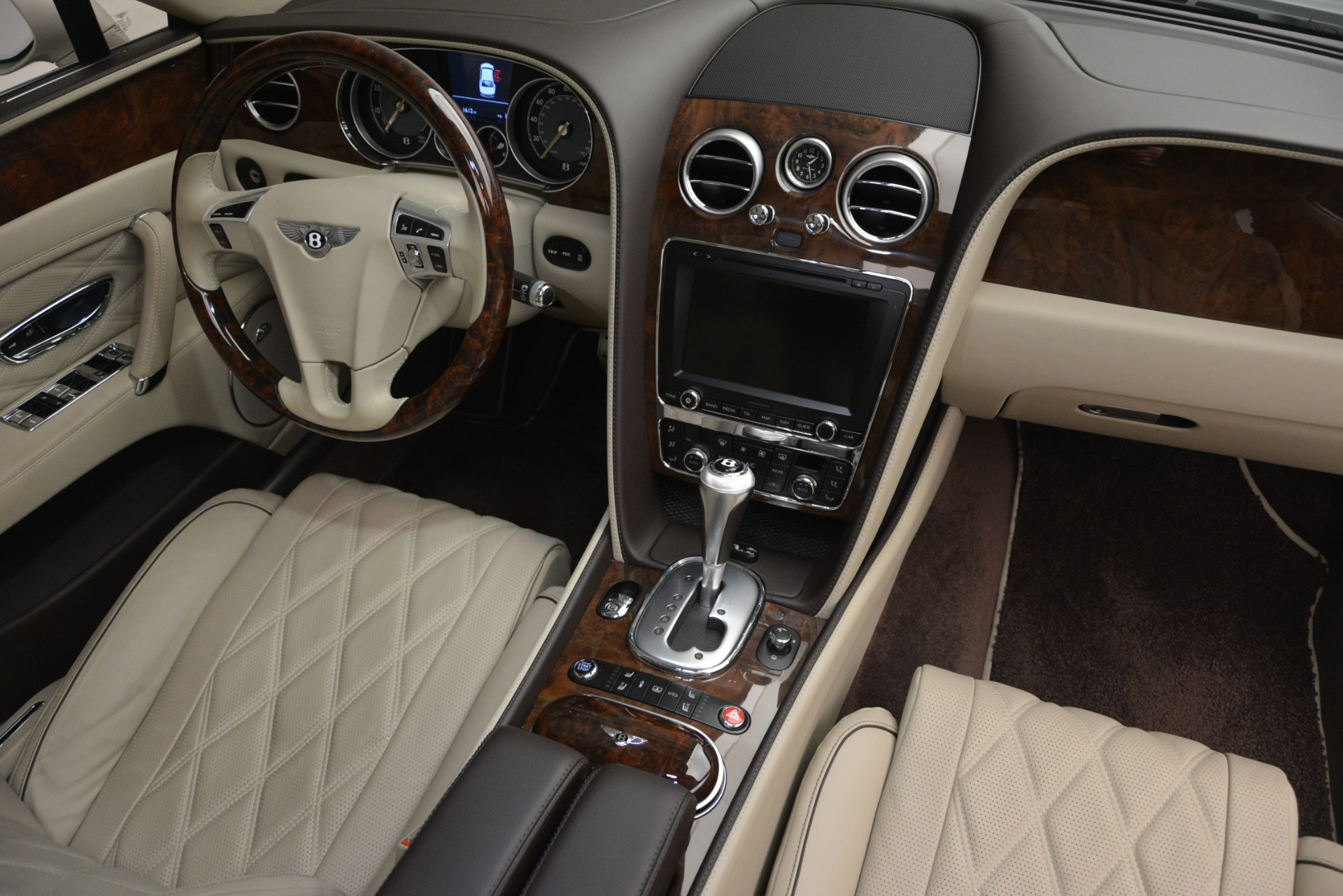 Used 2014 Bentley Flying Spur W12 For Sale In Greenwich, CT 2624_p29