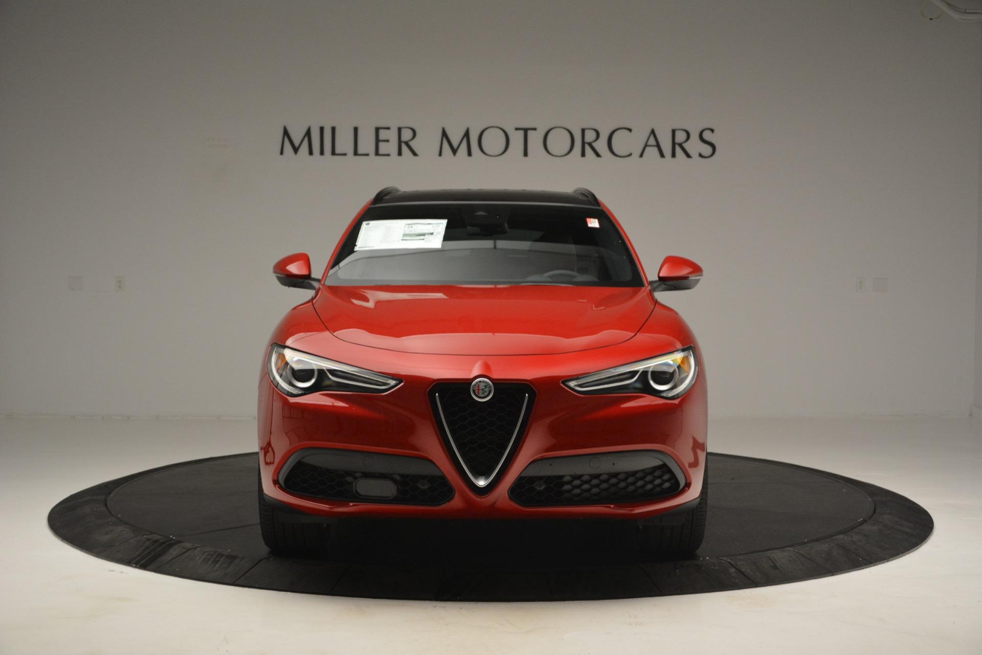 New 2018 Alfa Romeo Stelvio Ti Sport Q4 For Sale In Greenwich, CT 2628_p12