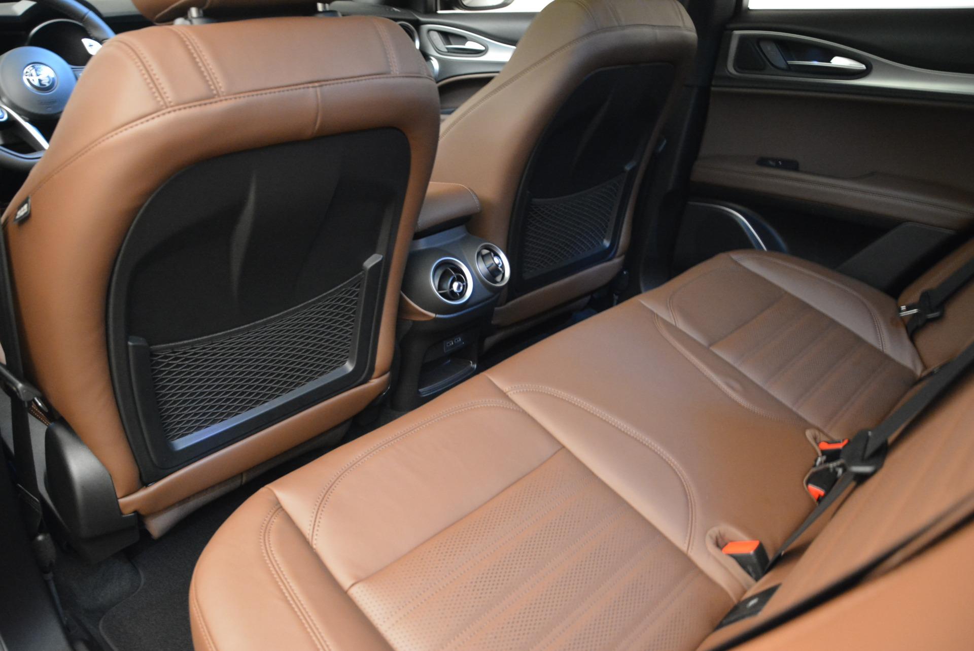 New 2018 Alfa Romeo Stelvio Ti Sport Q4 For Sale In Greenwich, CT 2628_p16