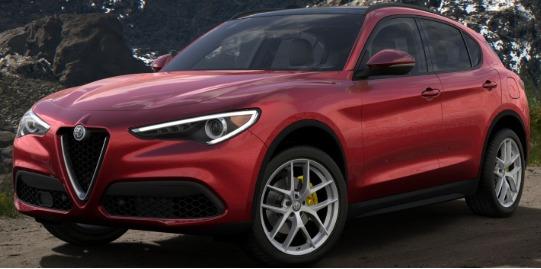 New 2018 Alfa Romeo Stelvio Ti Q4 For Sale In Greenwich, CT 2633_main