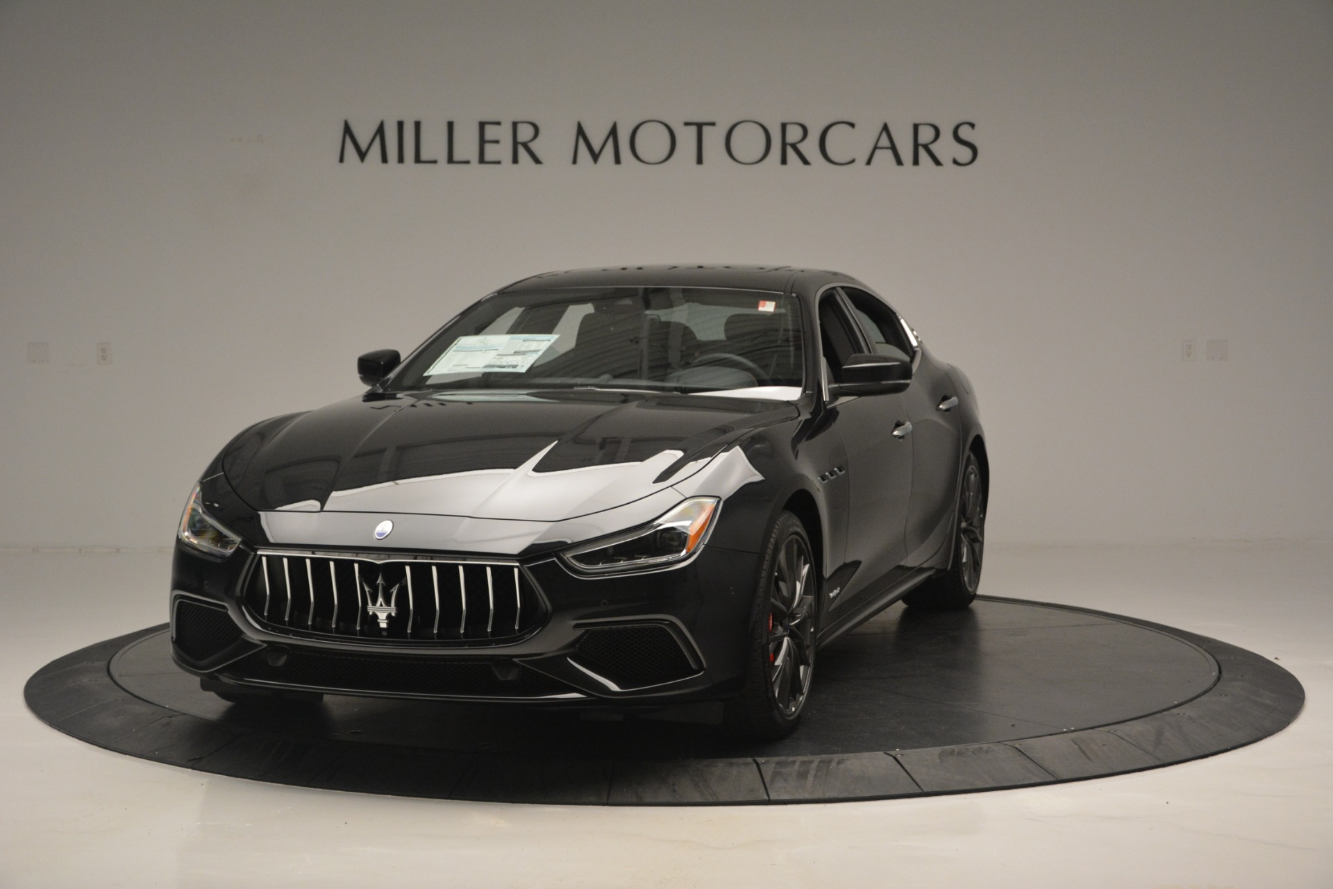 New 2019 Maserati Ghibli S Q4 GranSport For Sale In Greenwich, CT 2635_main