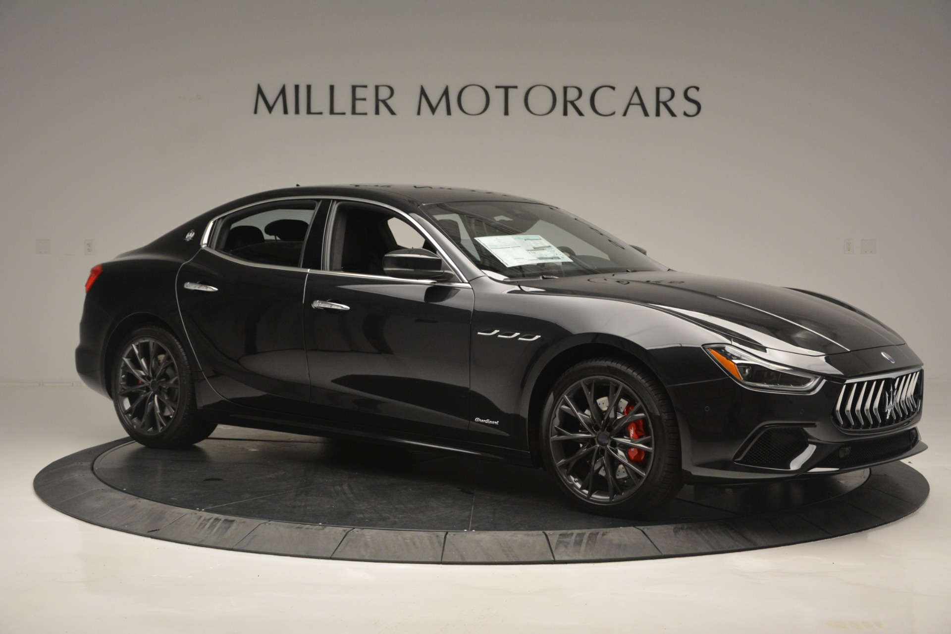 New 2019 Maserati Ghibli S Q4 GranSport For Sale In Greenwich, CT 2635_p10