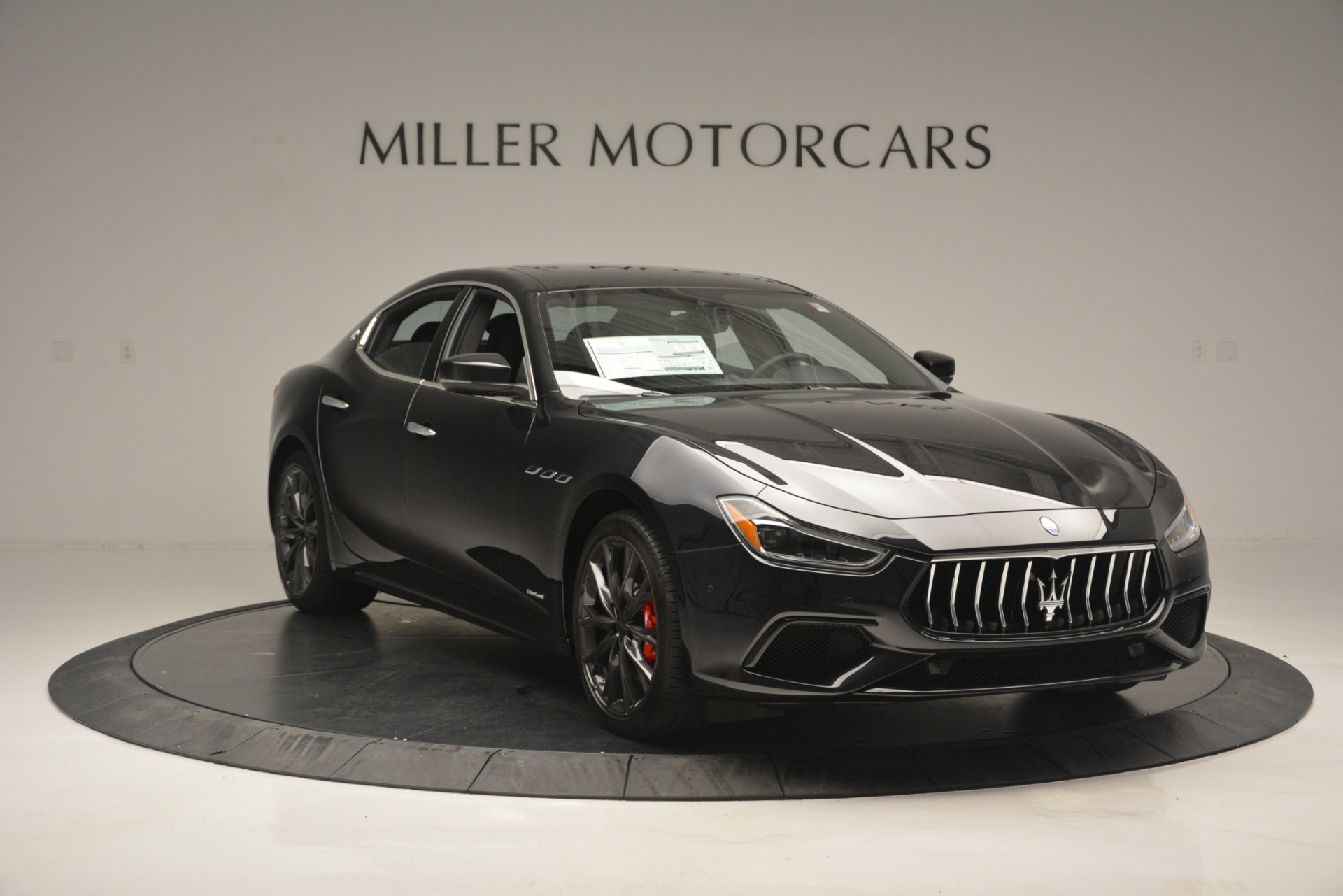 New 2019 Maserati Ghibli S Q4 GranSport For Sale In Greenwich, CT 2635_p11