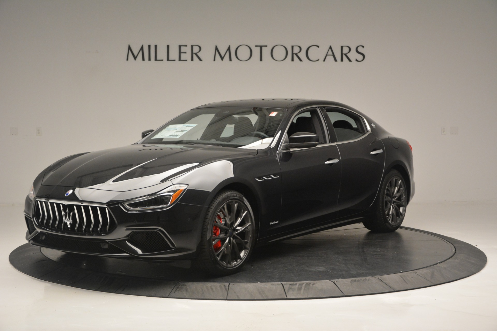 New 2019 Maserati Ghibli S Q4 GranSport For Sale In Greenwich, CT 2635_p2