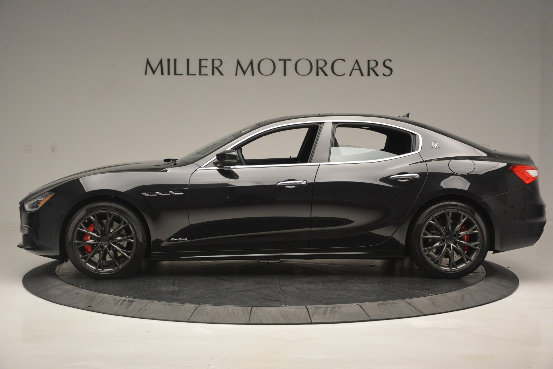 New 2019 Maserati Ghibli S Q4 GranSport For Sale In Greenwich, CT 2635_p3