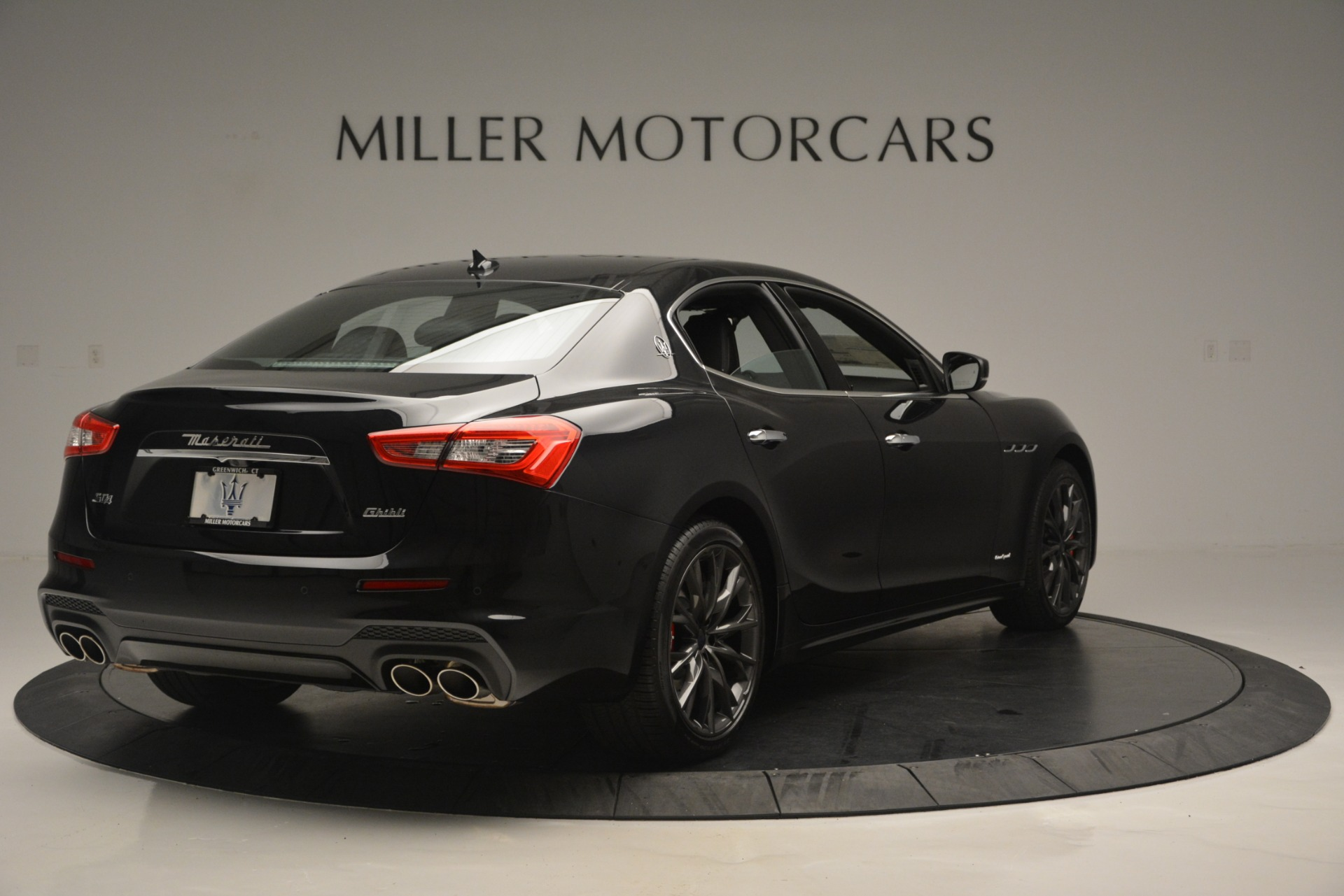 New 2019 Maserati Ghibli S Q4 GranSport For Sale In Greenwich, CT 2635_p7