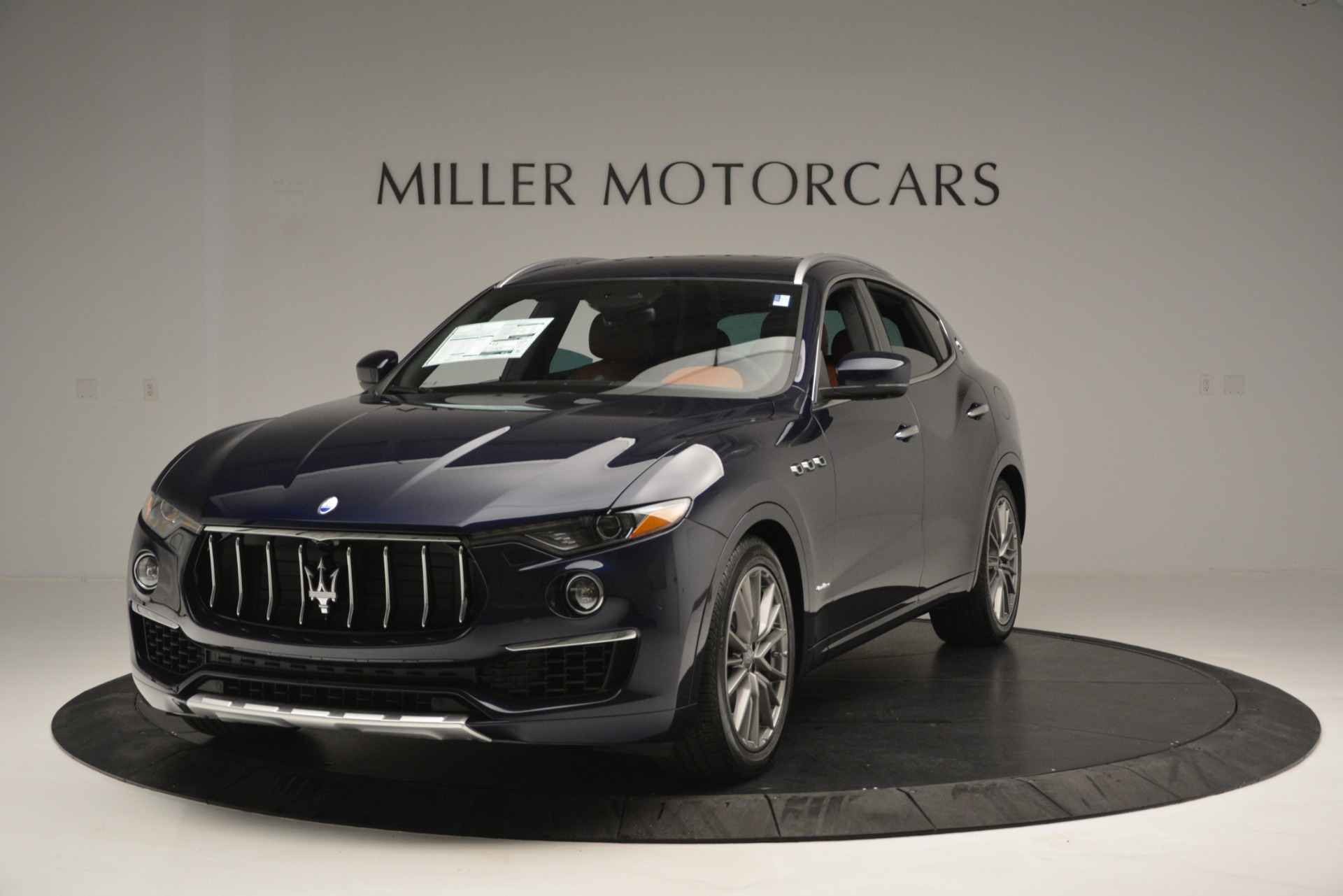 Used 2019 Maserati Levante Q4 GranLusso For Sale In Greenwich, CT 2636_main