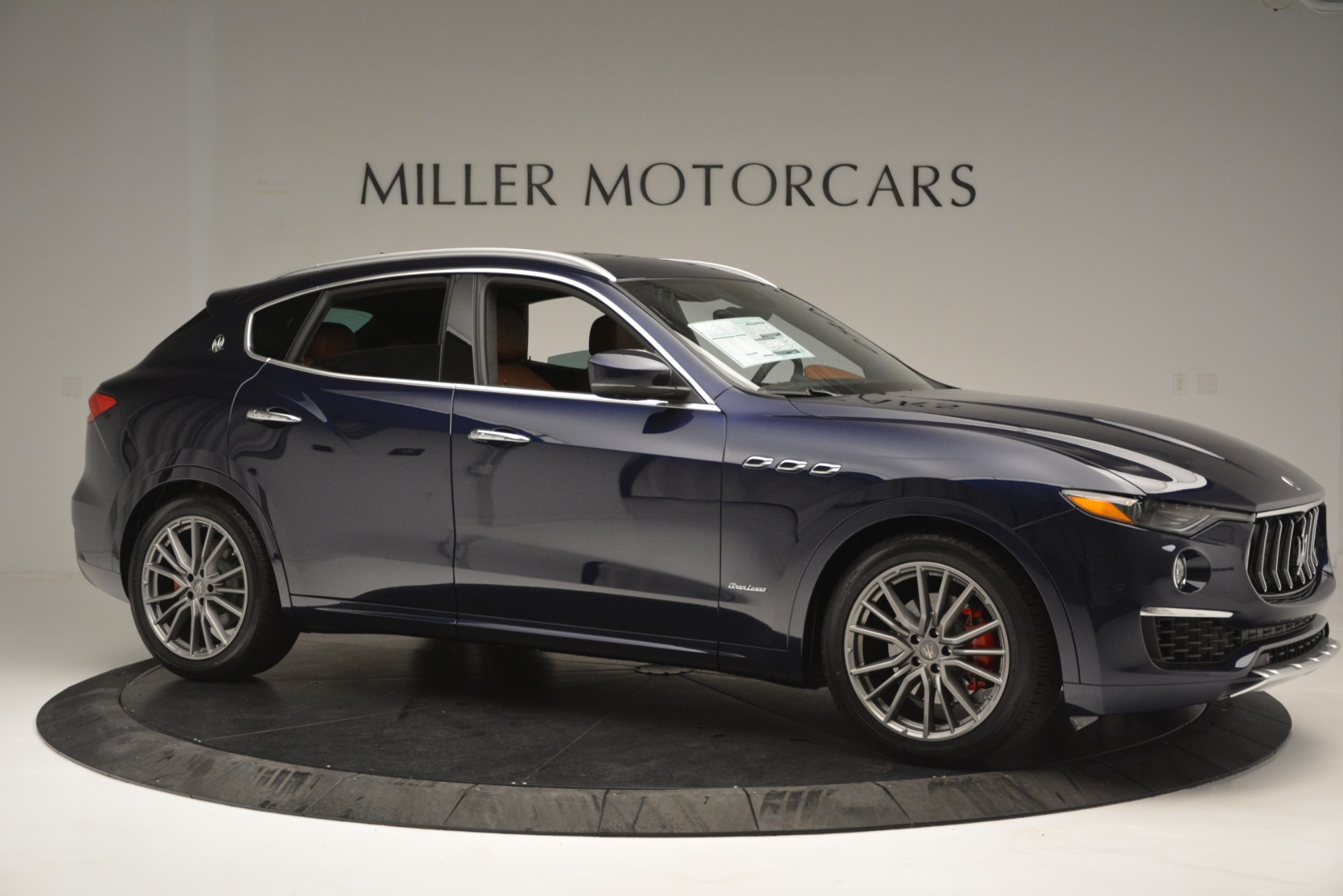Used 2019 Maserati Levante Q4 GranLusso For Sale In Greenwich, CT 2636_p10
