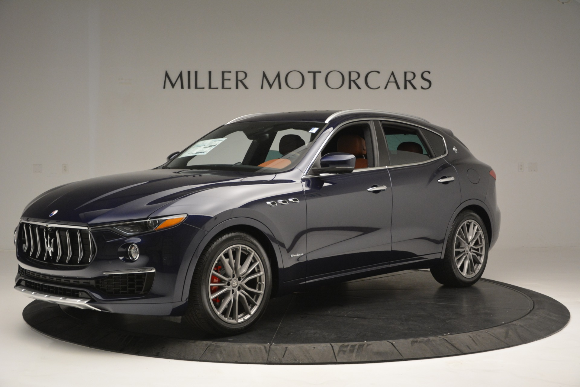 Used 2019 Maserati Levante Q4 GranLusso For Sale In Greenwich, CT 2636_p2