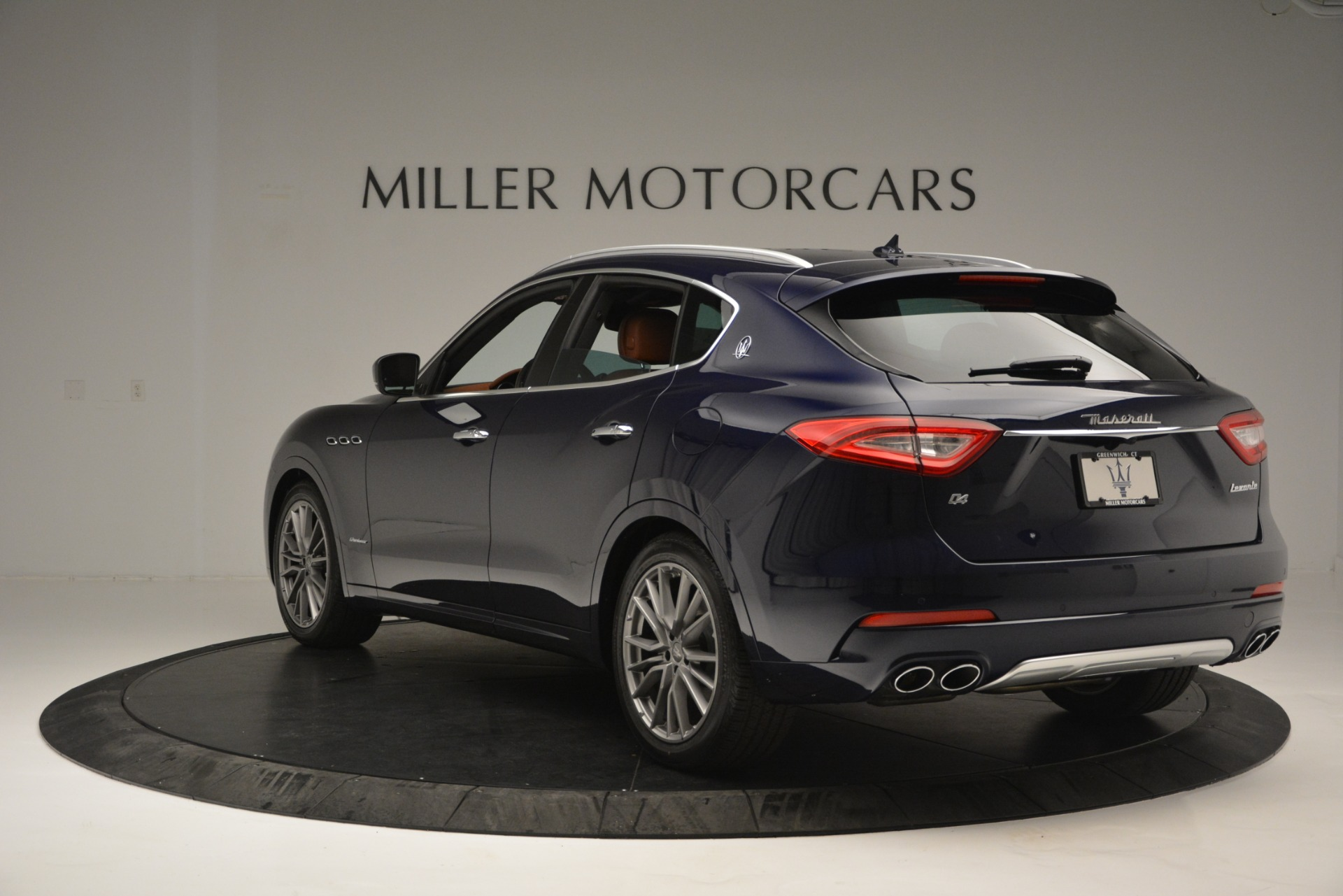 Used 2019 Maserati Levante Q4 GranLusso For Sale In Greenwich, CT 2636_p5