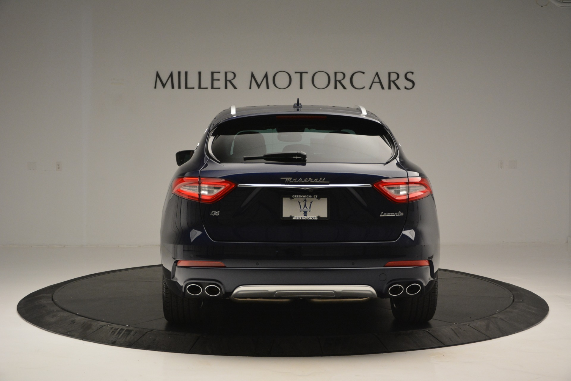 Used 2019 Maserati Levante Q4 GranLusso For Sale In Greenwich, CT 2636_p6