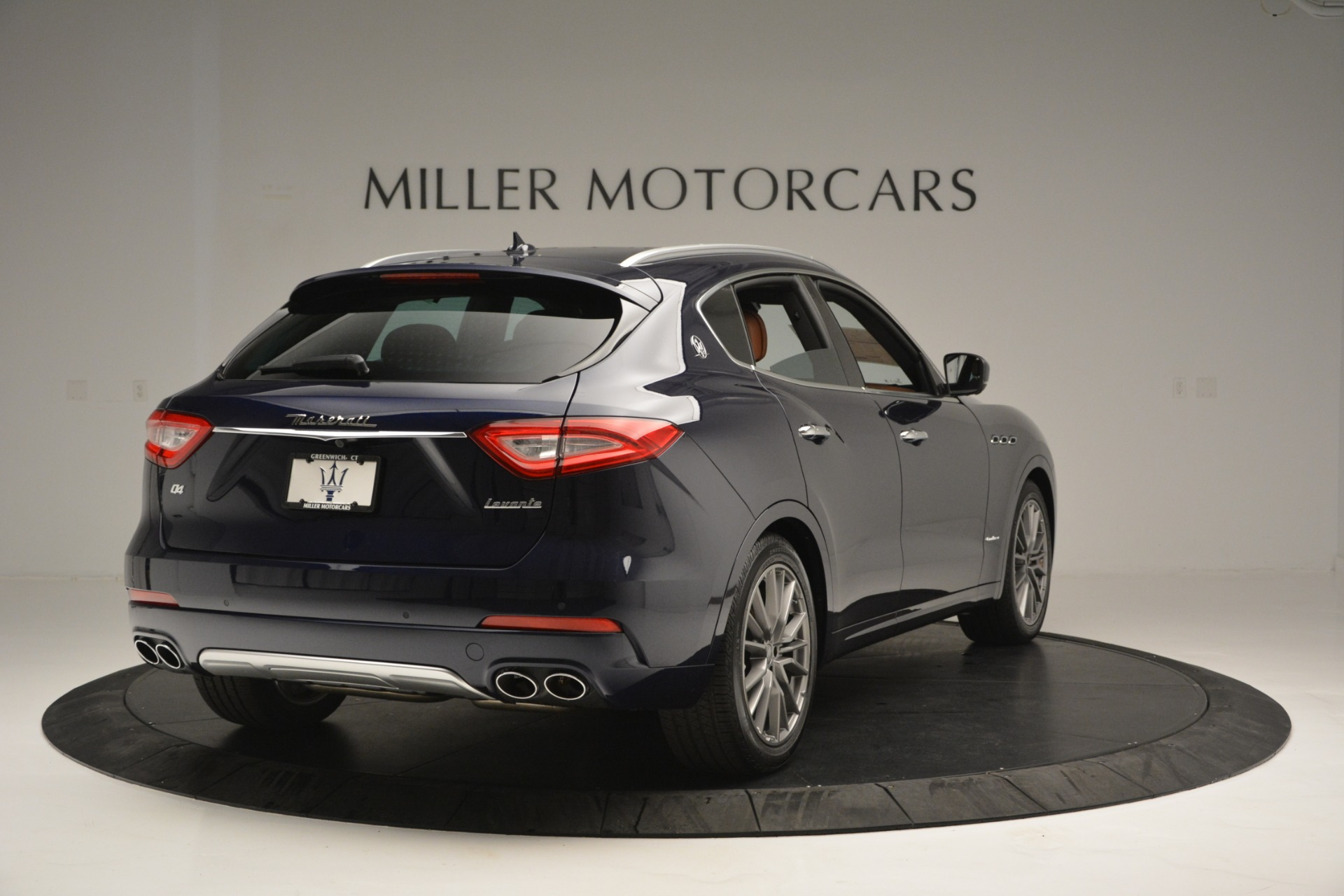 Used 2019 Maserati Levante Q4 GranLusso For Sale In Greenwich, CT 2636_p7