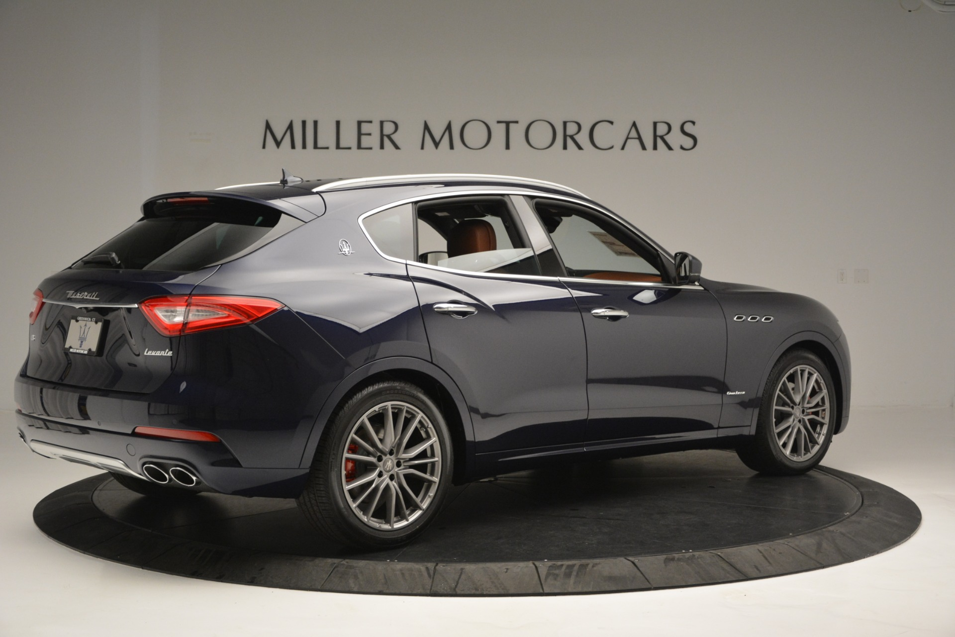 Used 2019 Maserati Levante Q4 GranLusso For Sale In Greenwich, CT 2636_p8