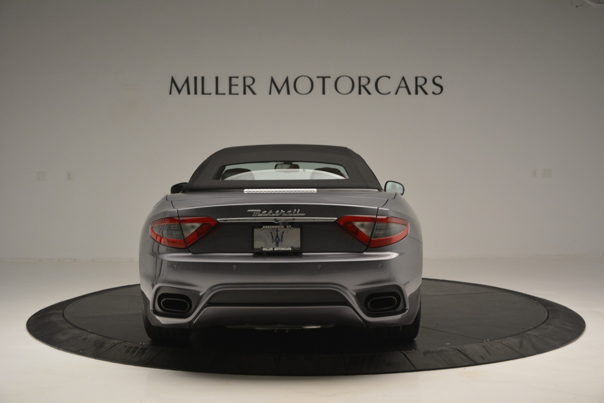 Used 2018 Maserati GranTurismo Sport For Sale In Greenwich, CT 2637_p16
