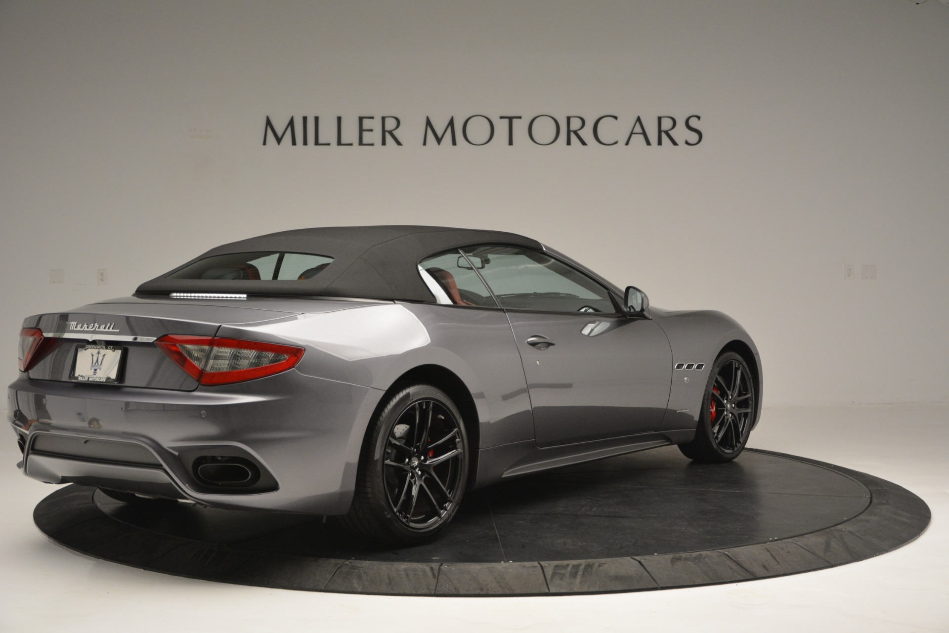 Used 2018 Maserati GranTurismo Sport For Sale In Greenwich, CT 2637_p17