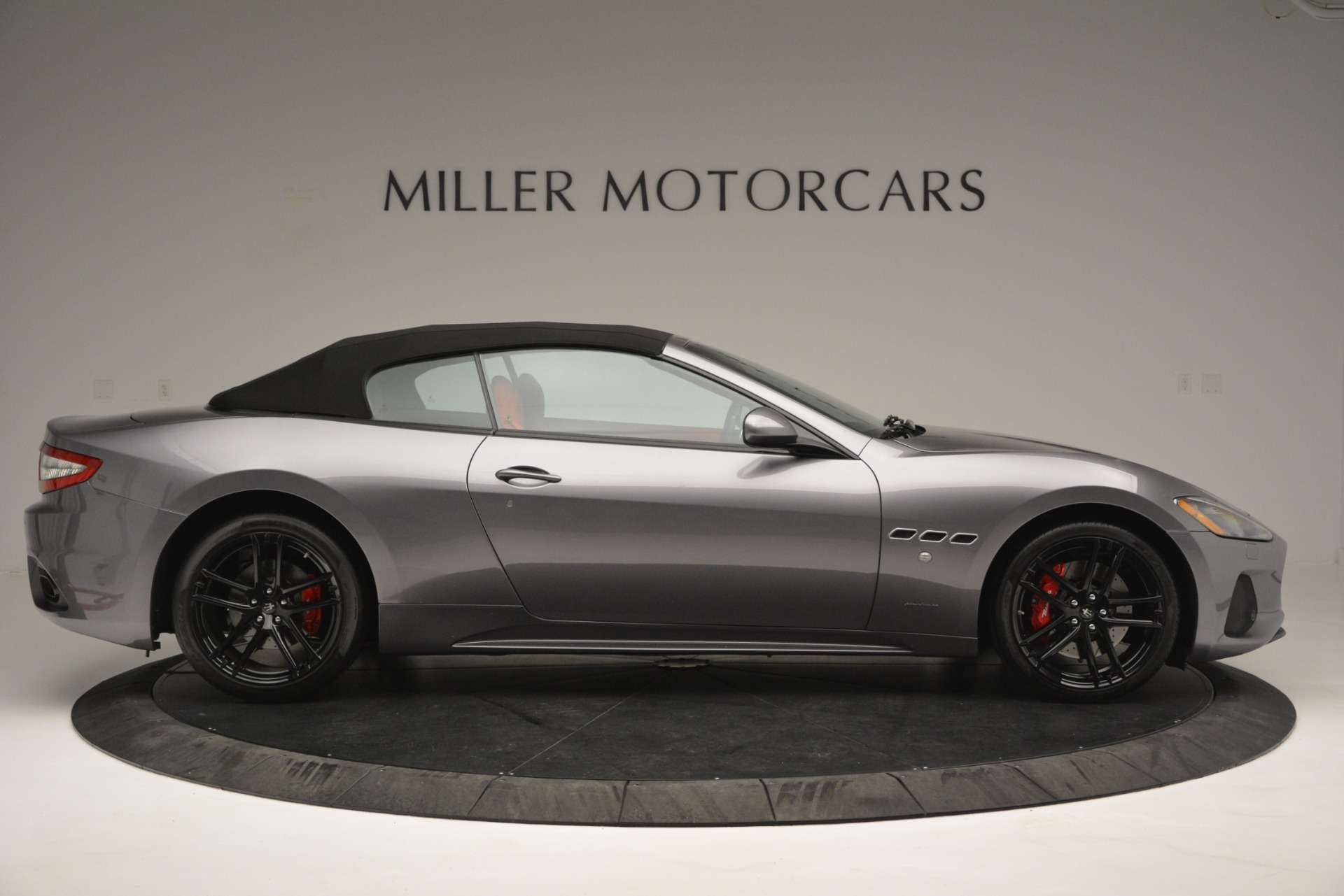 Used 2018 Maserati GranTurismo Sport For Sale In Greenwich, CT 2637_p18