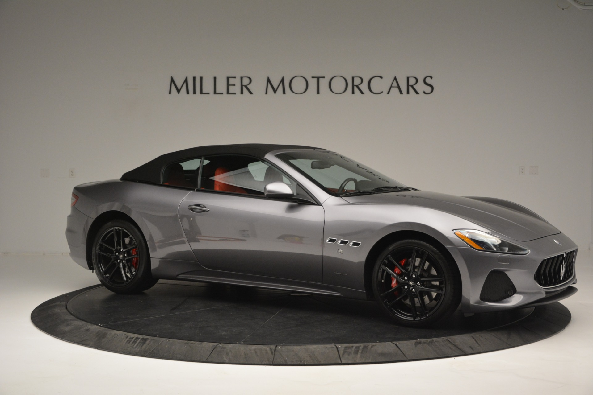 Used 2018 Maserati GranTurismo Sport For Sale In Greenwich, CT 2637_p19