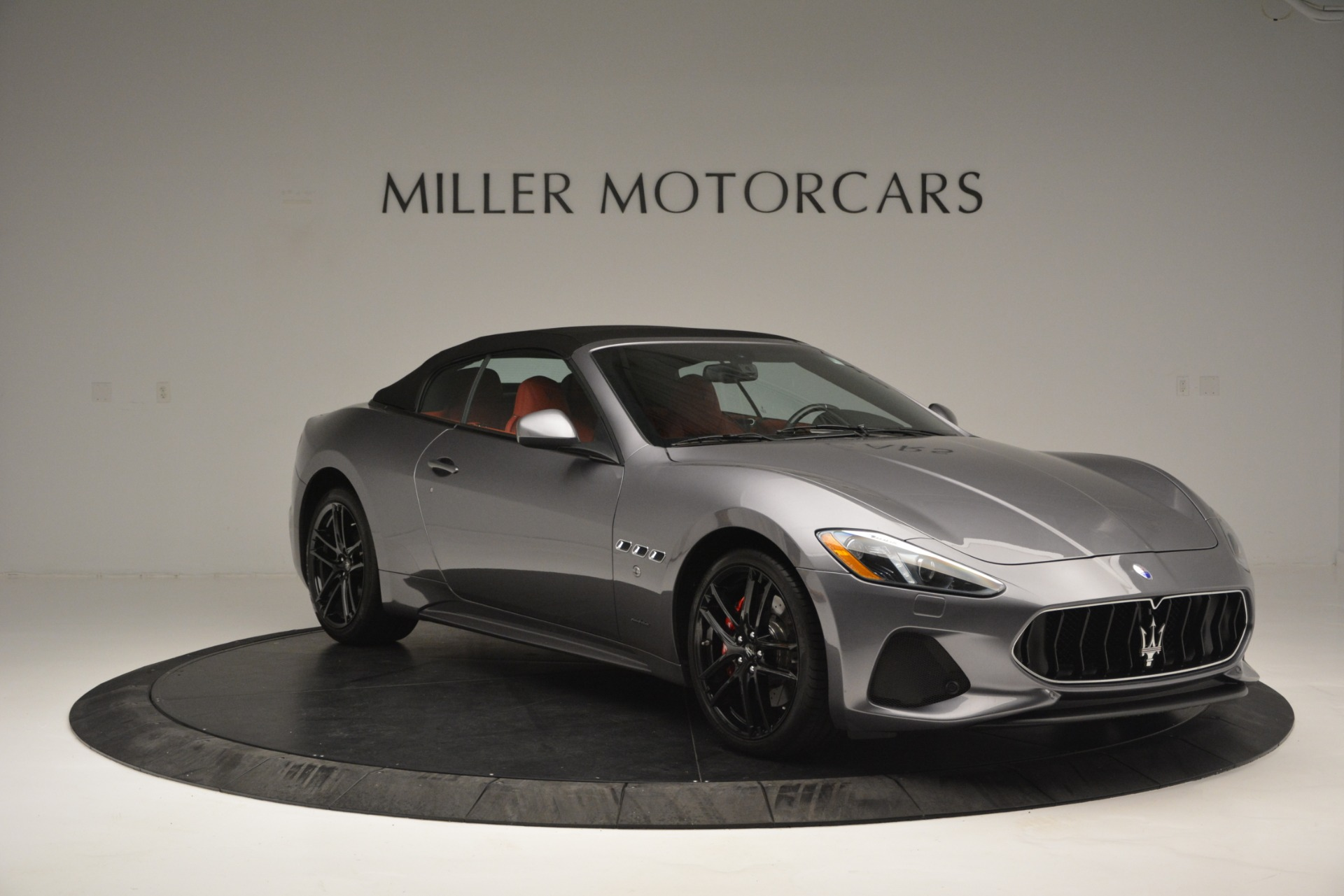 Used 2018 Maserati GranTurismo Sport For Sale In Greenwich, CT 2637_p20