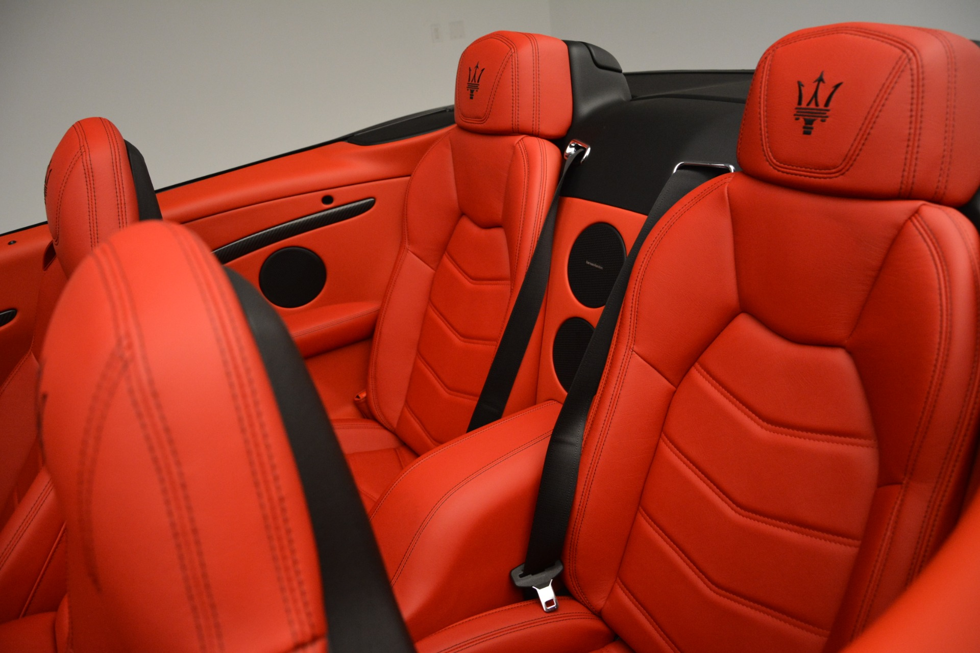 Used 2018 Maserati GranTurismo Sport For Sale In Greenwich, CT 2637_p27