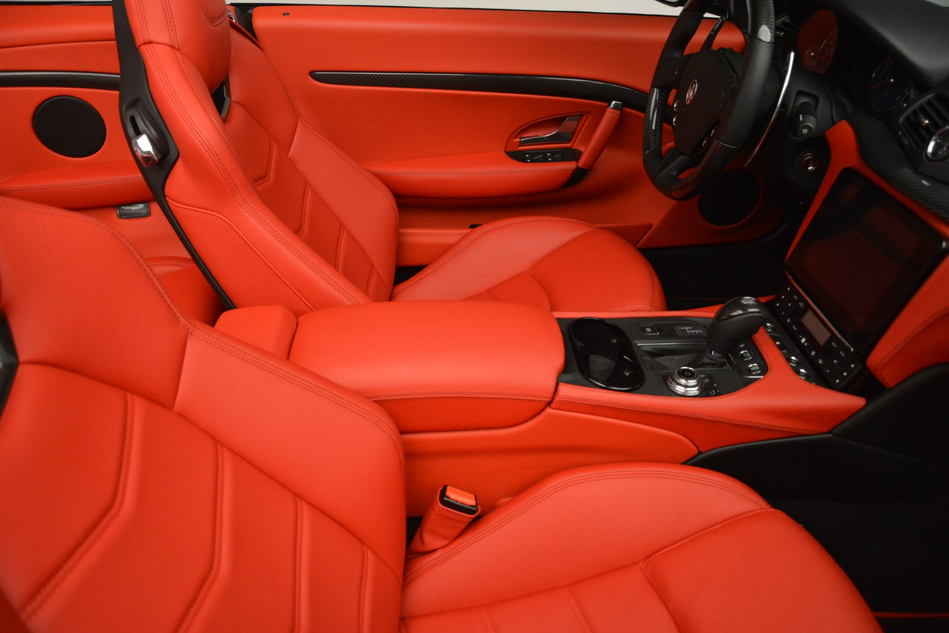 Used 2018 Maserati GranTurismo Sport For Sale In Greenwich, CT 2637_p29
