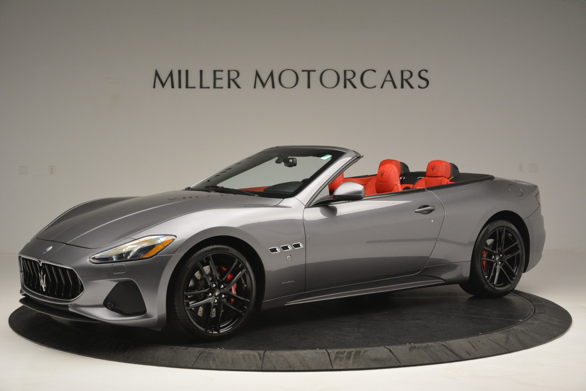 Used 2018 Maserati GranTurismo Sport For Sale In Greenwich, CT 2637_p2