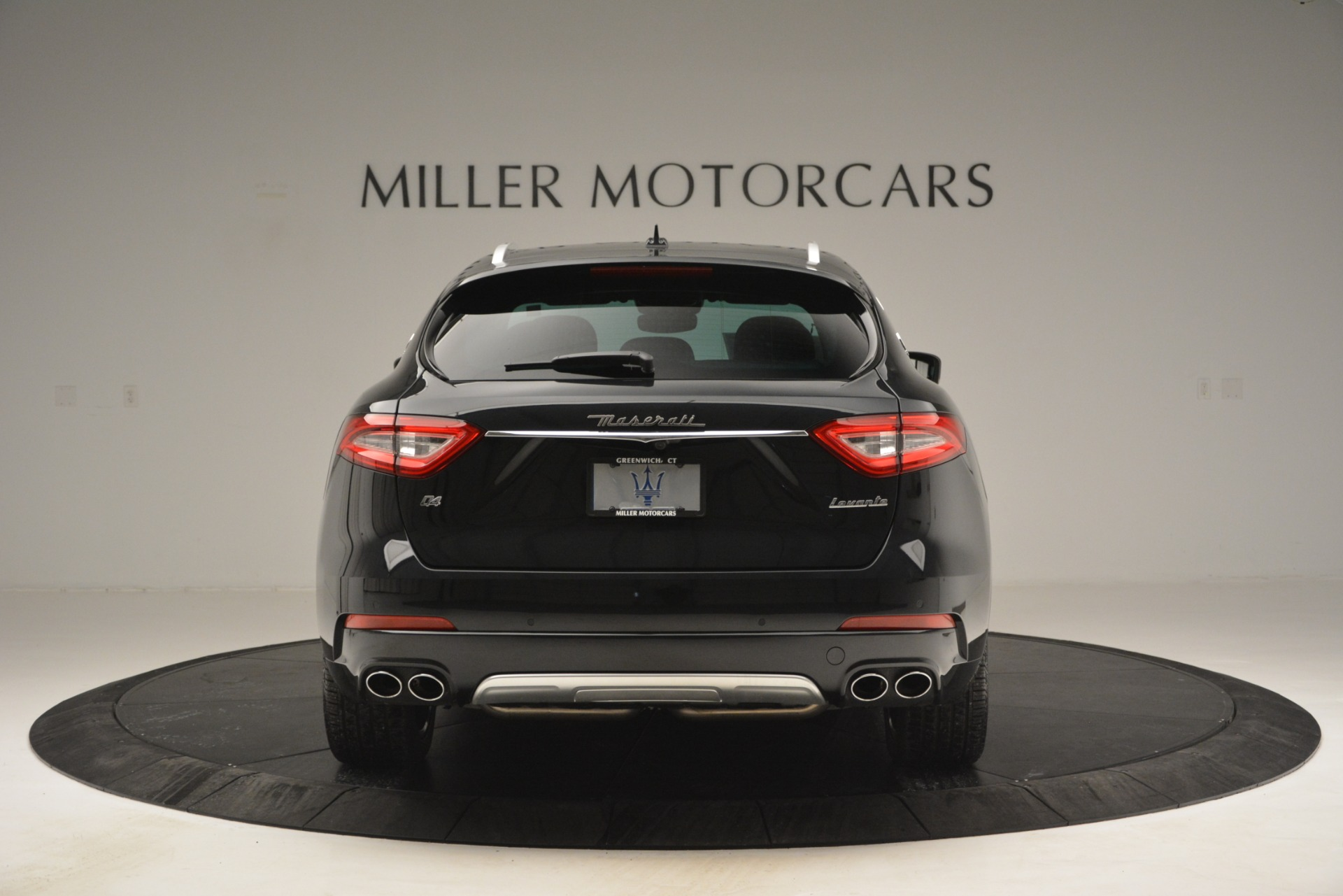 New 2019 Maserati Levante Q4 GranLusso For Sale In Greenwich, CT 2638_p7