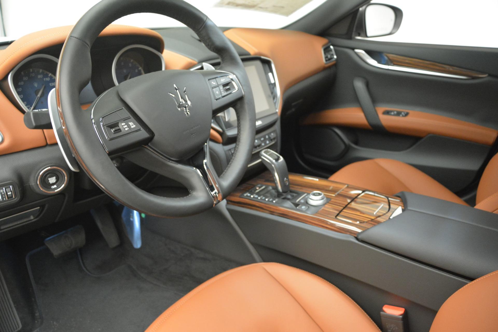 New 2019 Maserati Ghibli S Q4 For Sale In Greenwich, CT 2639_p12
