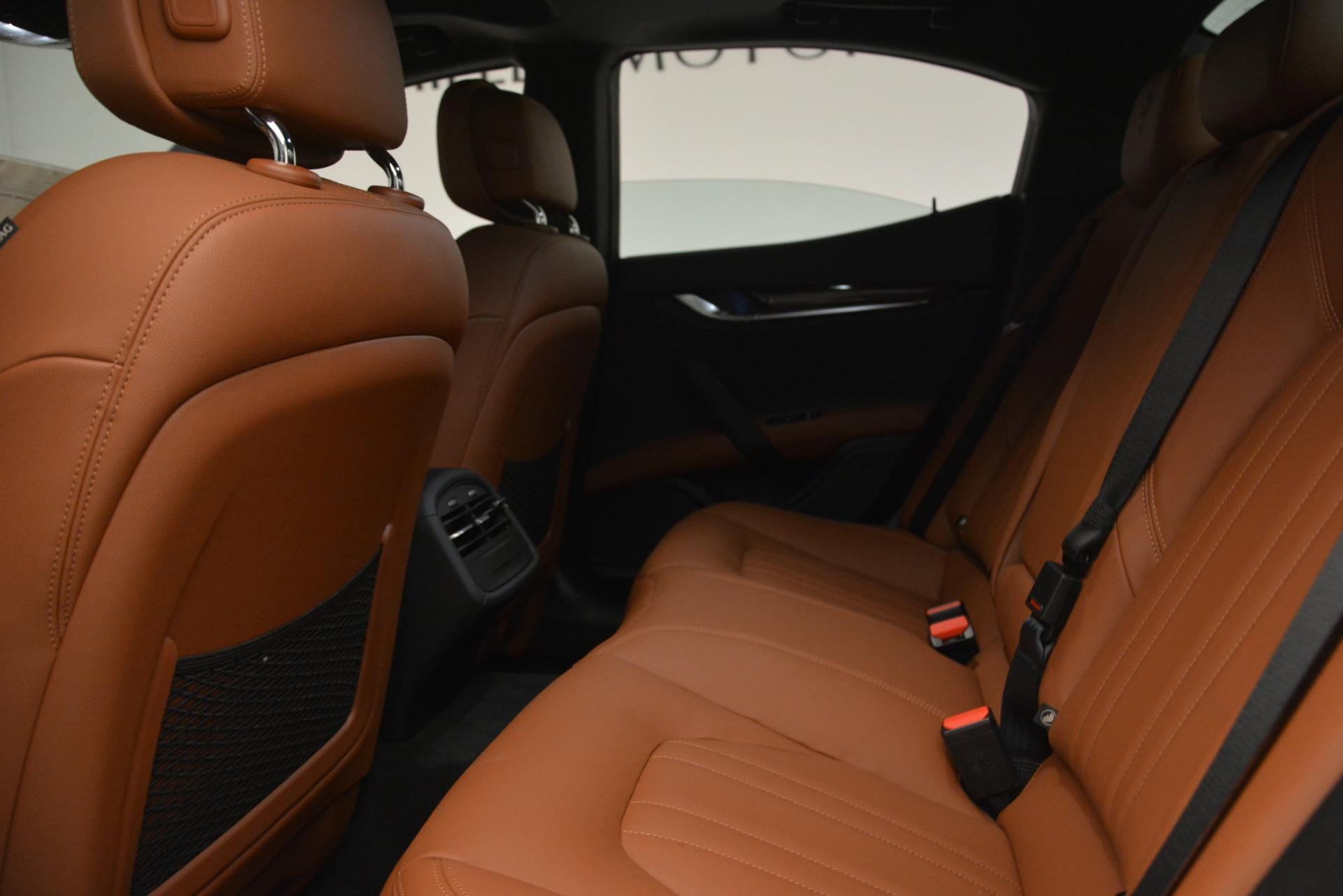 New 2019 Maserati Ghibli S Q4 For Sale In Greenwich, CT 2639_p17