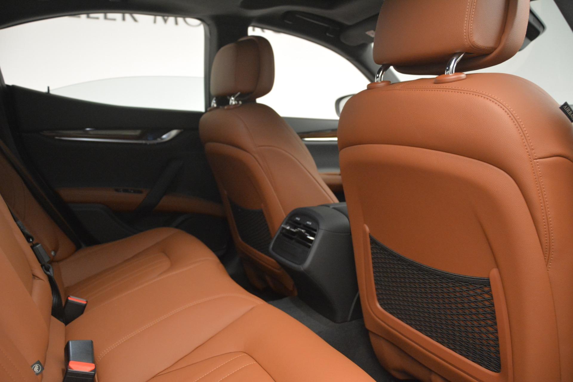 New 2019 Maserati Ghibli S Q4 For Sale In Greenwich, CT 2639_p22