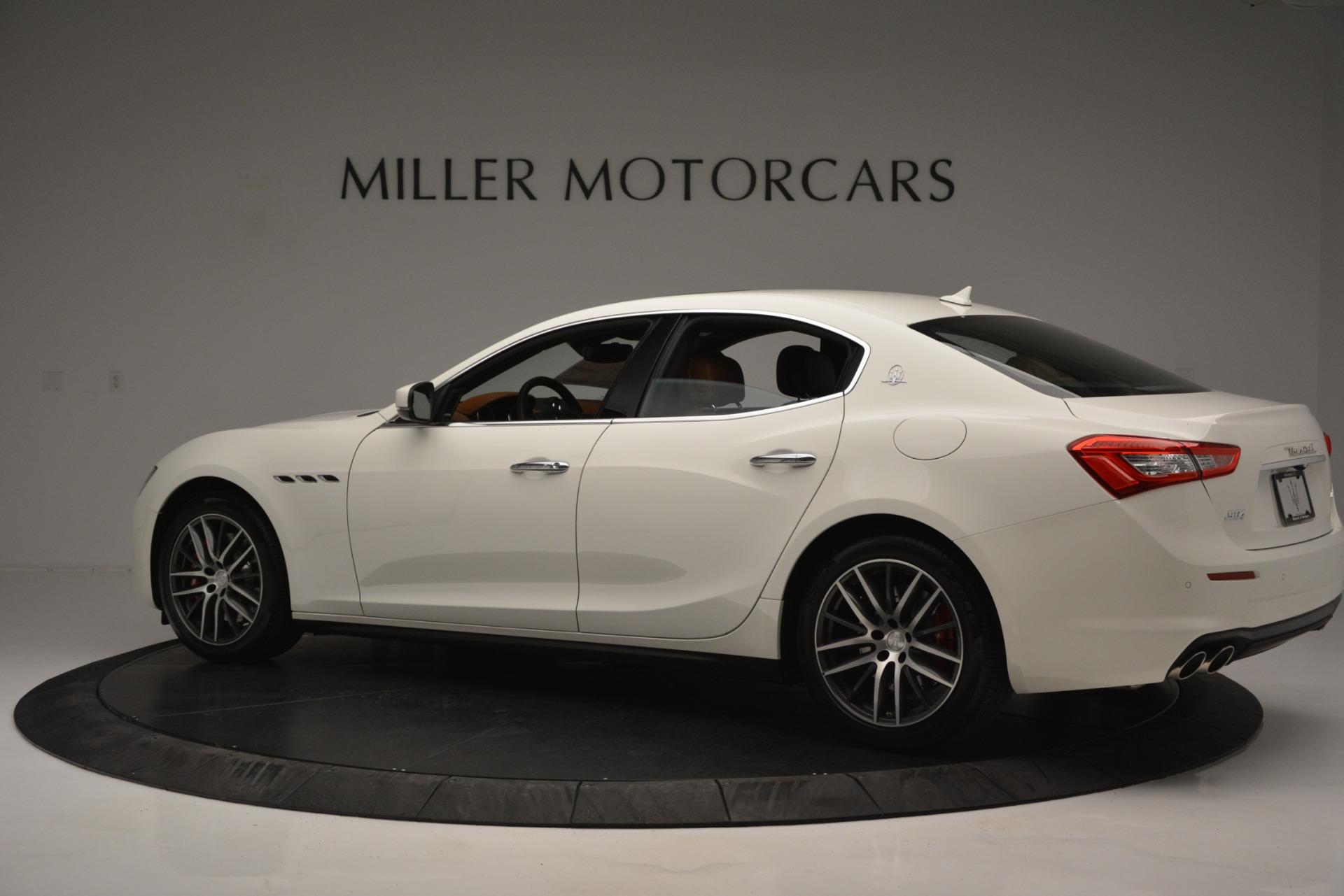 New 2019 Maserati Ghibli S Q4 For Sale In Greenwich, CT 2639_p3