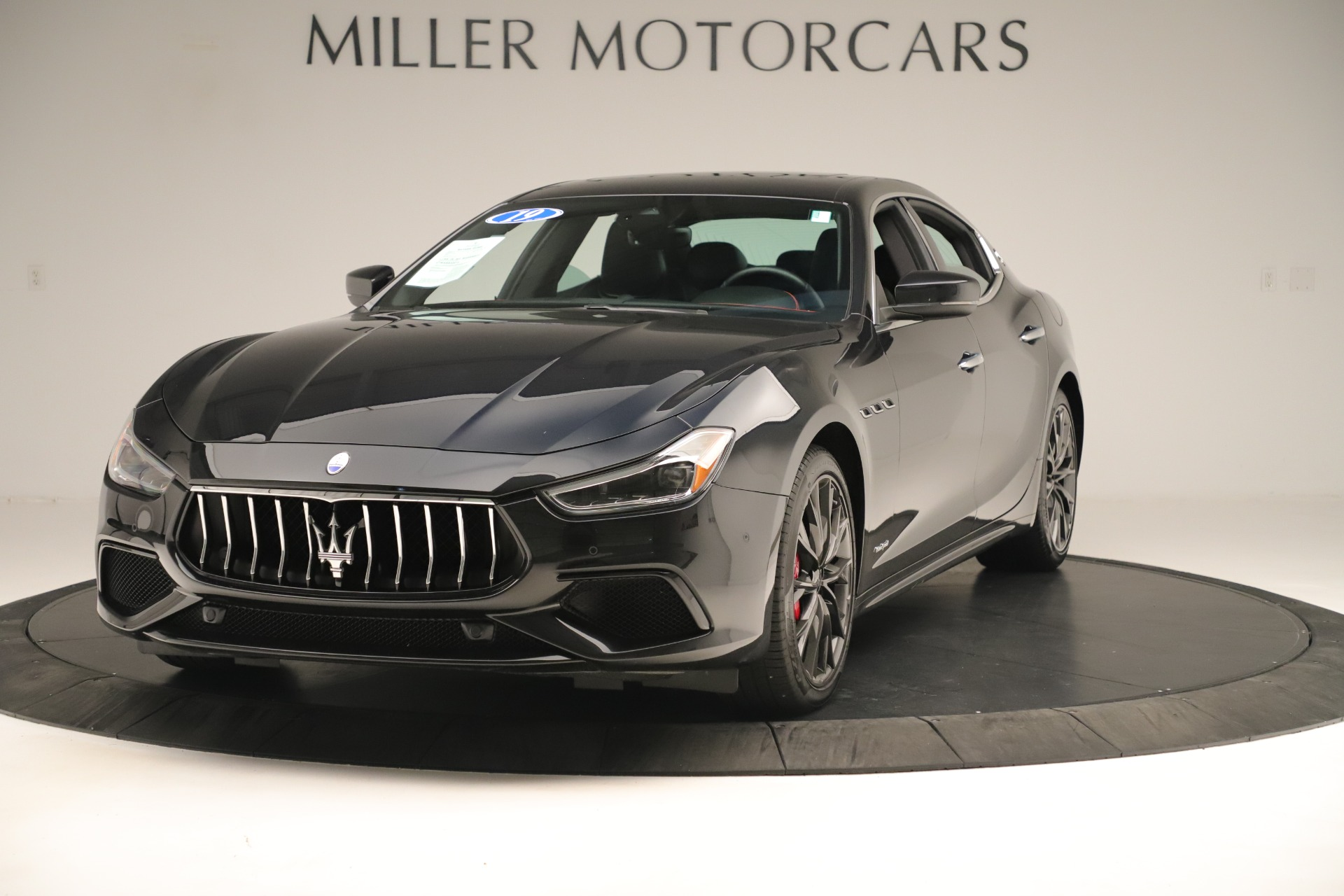 New 2019 Maserati Ghibli S Q4 GranSport For Sale In Greenwich, CT