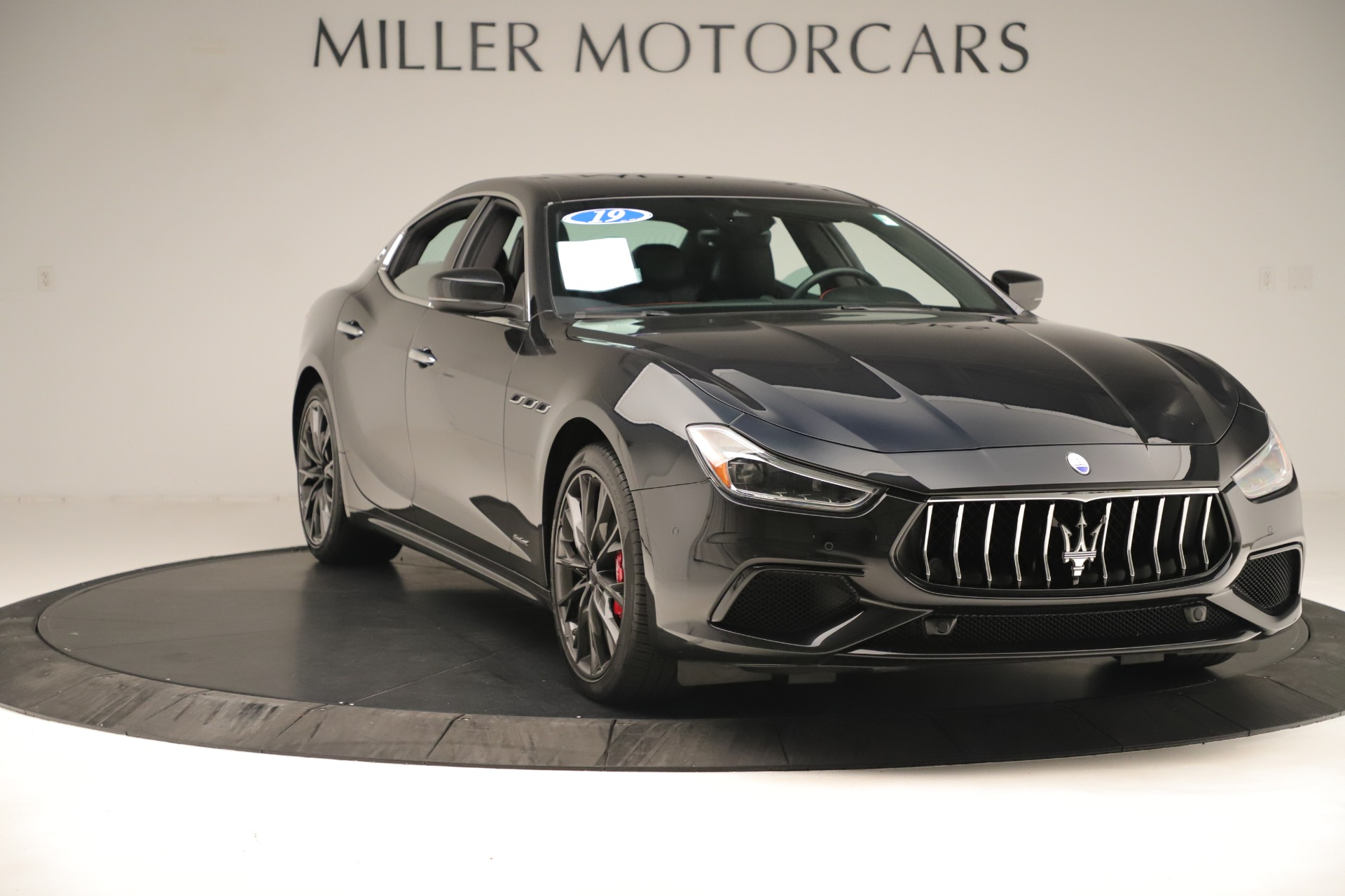 New 2019 Maserati Ghibli S Q4 GranSport For Sale In Greenwich, CT 2640_p11
