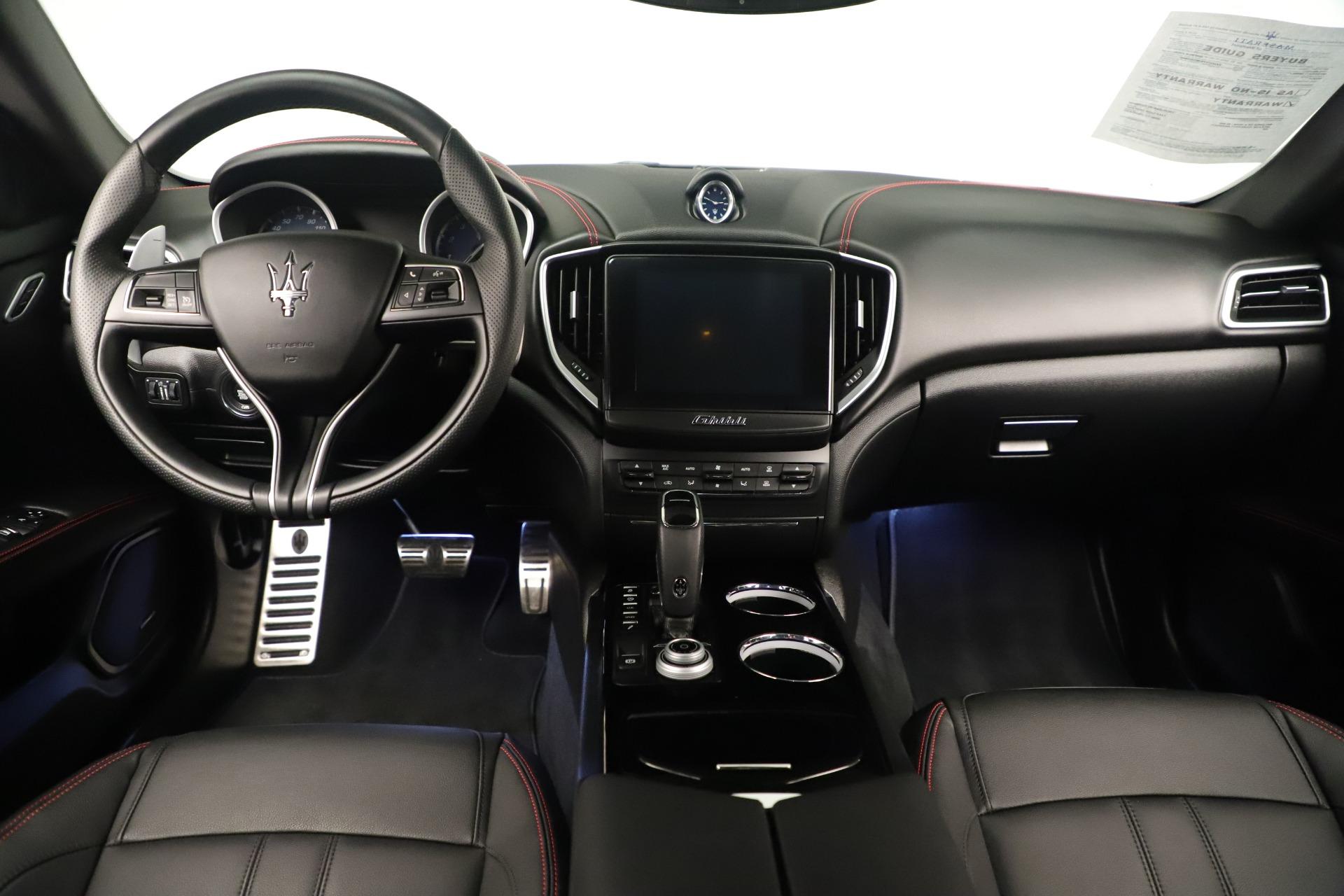 New 2019 Maserati Ghibli S Q4 GranSport For Sale In Greenwich, CT 2640_p16
