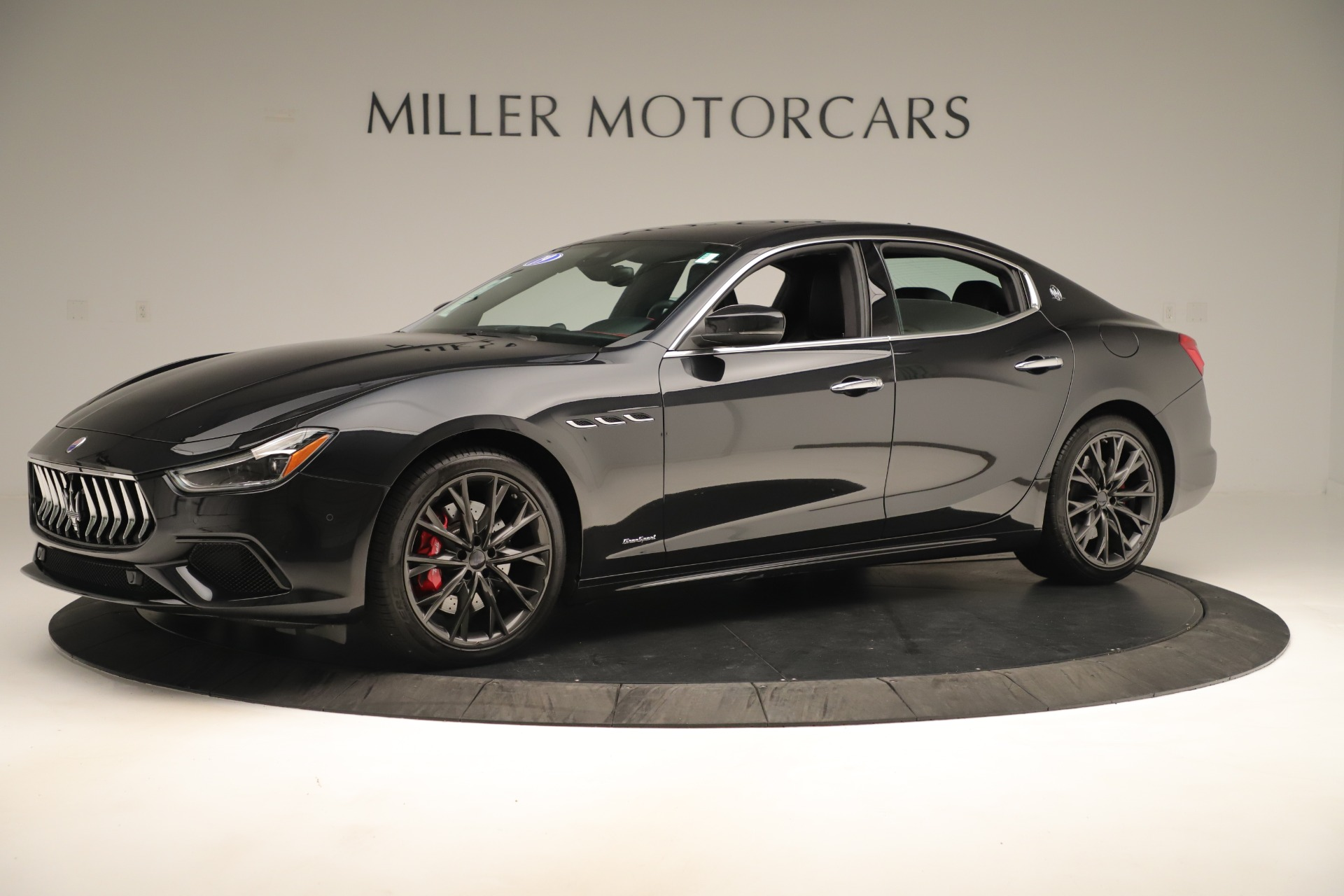 New 2019 Maserati Ghibli S Q4 GranSport For Sale In Greenwich, CT 2640_p2