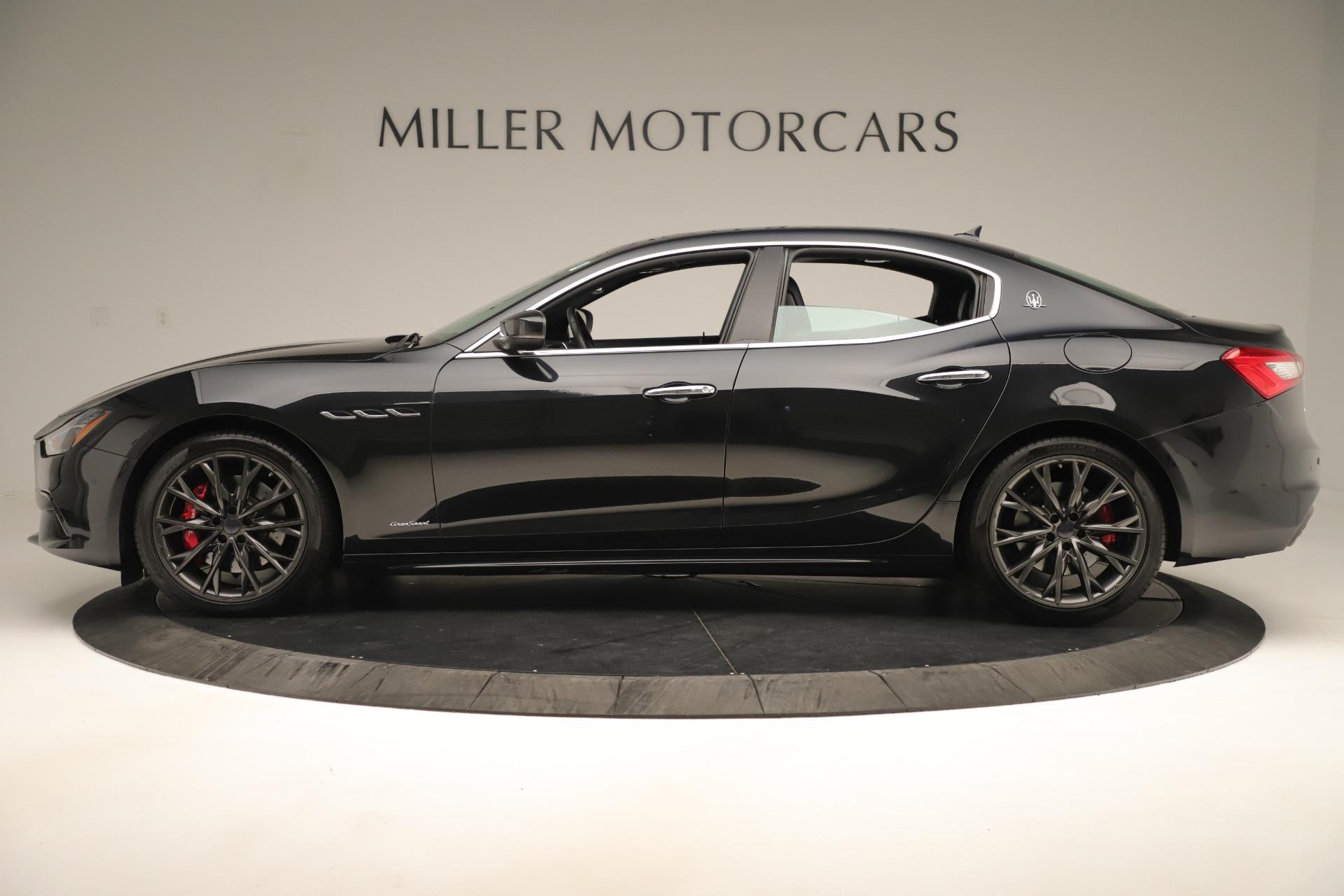 New 2019 Maserati Ghibli S Q4 GranSport For Sale In Greenwich, CT 2640_p3