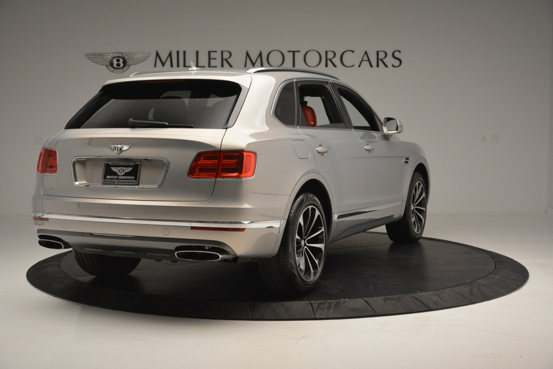Used 2017 Bentley Bentayga W12 For Sale In Greenwich, CT 2641_p7